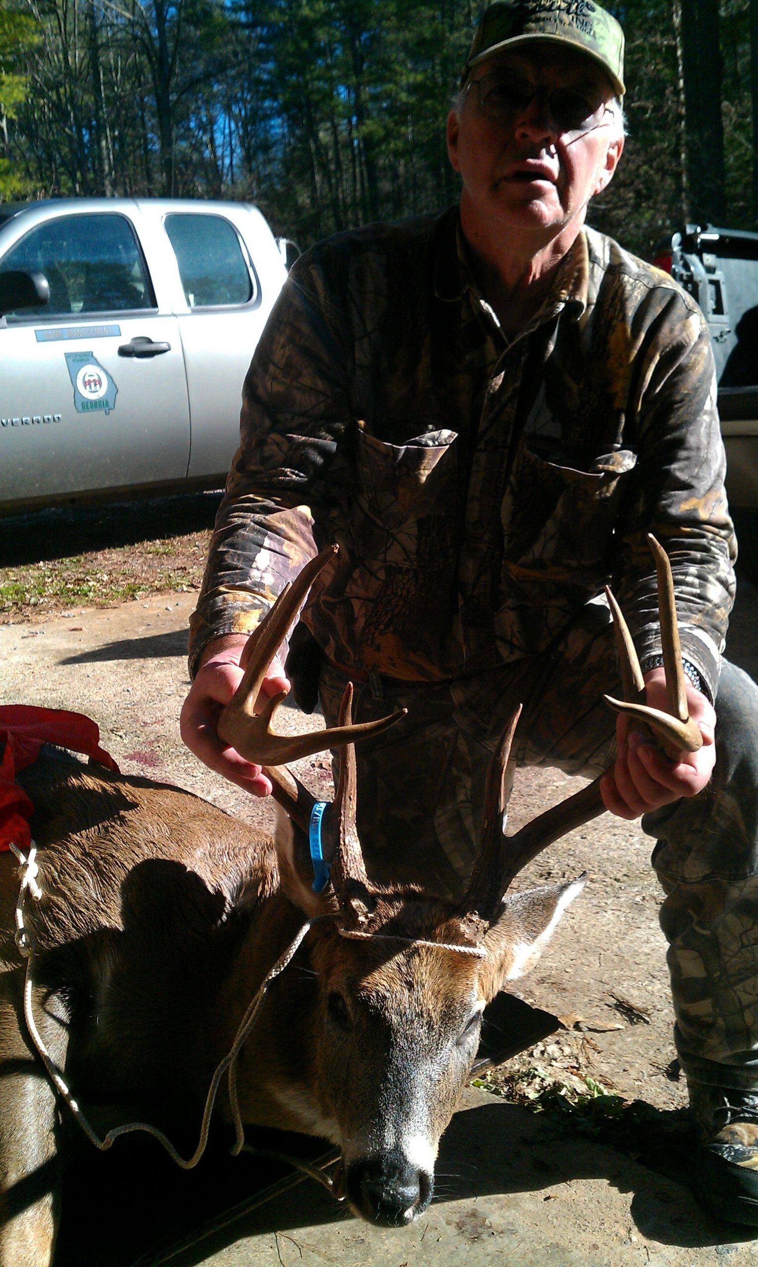 Https://Georgiawildlife.blog/2011/08/02/Survey-Predicts-Strong  20/21Georgia Deer Rut