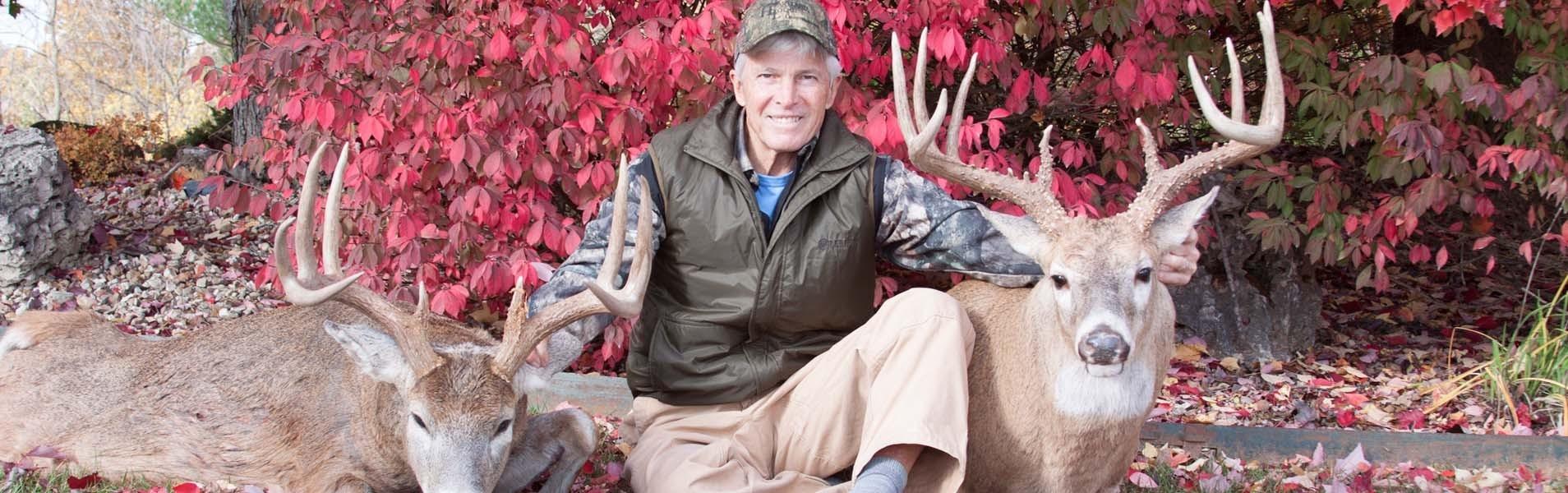 Hunting The Illinois Whitetail Rut | Heartland Lodge  Central Illinois Peak Rut 2021
