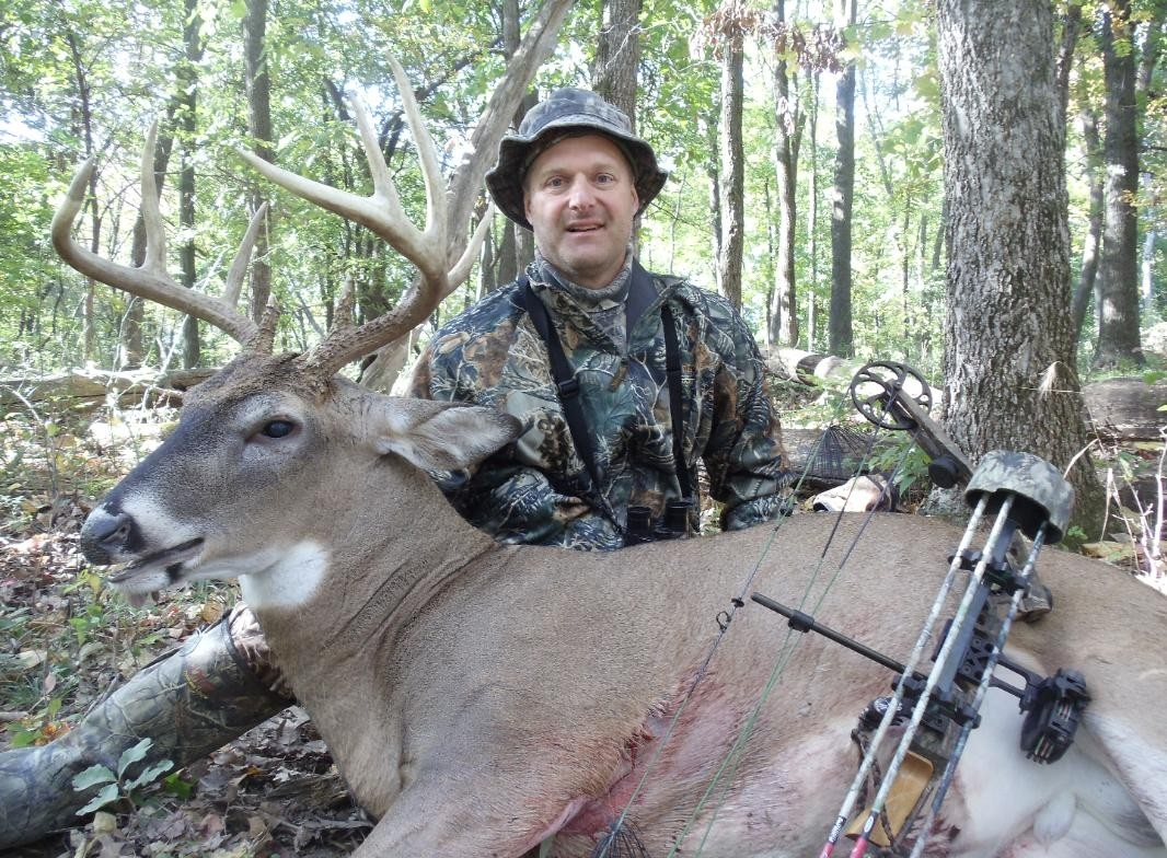 Illinois Pre Rut Whitetail Bowhunts - Backwoods Outfitters  Central Illinois Peak Rut 2021