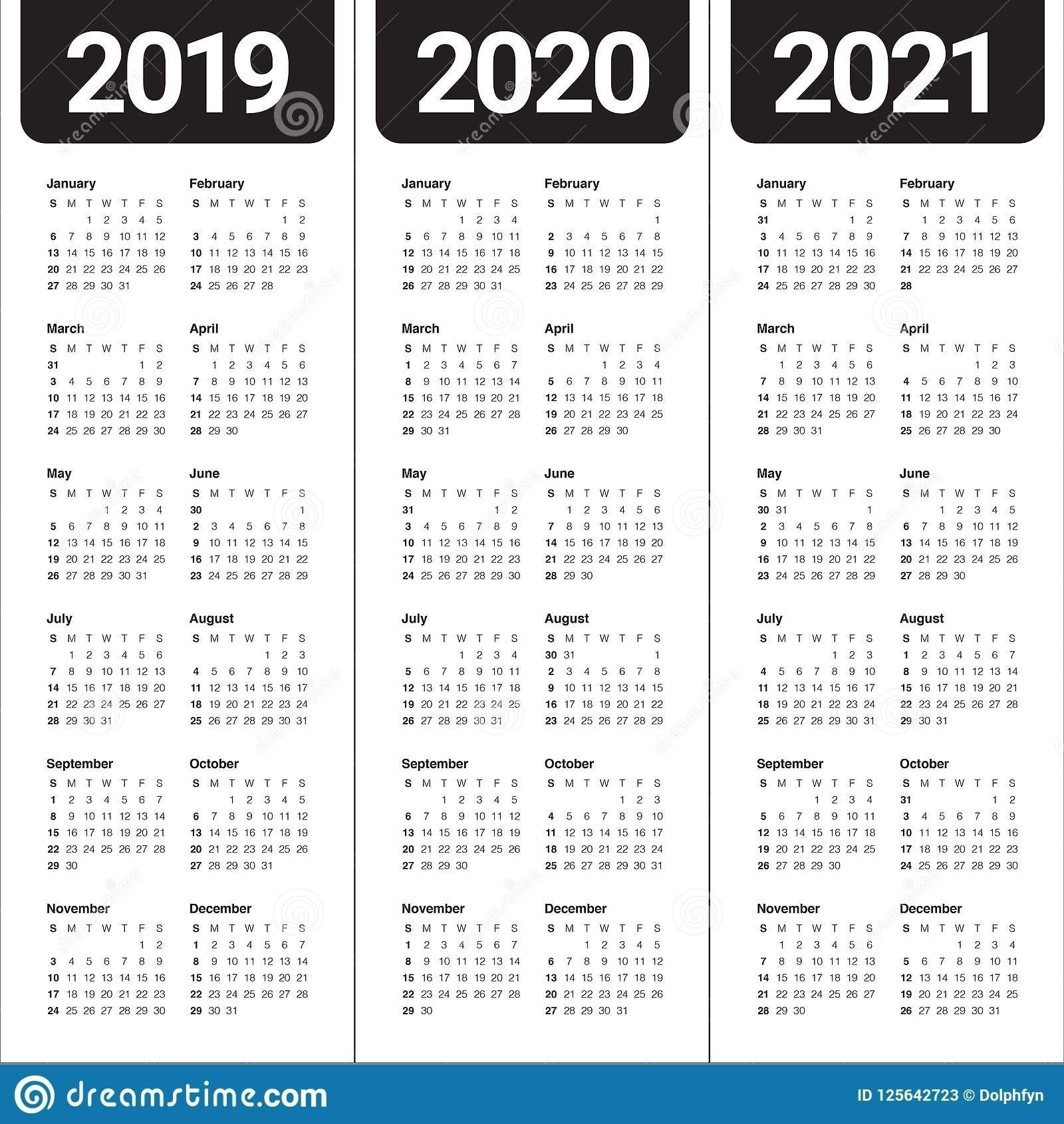 Incredible 2 Year Calendar 2020 And 2021 In 2020 | Calendar  When Is Next Depoprovera Injection Due After April 1, 2021