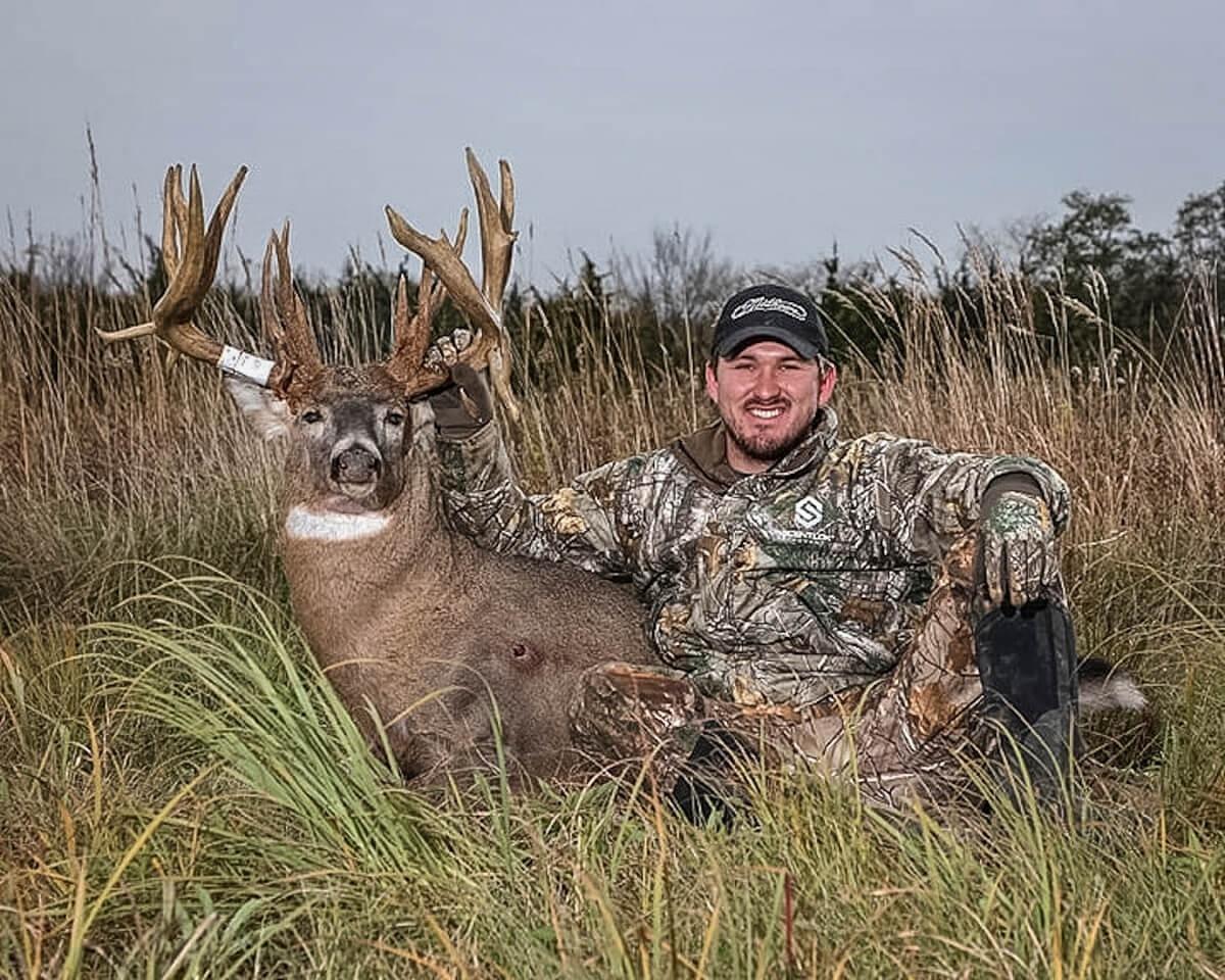 Is This The Largest Buck Of The 2019 Deer Season? | Deer  North Kansas Deer Rut Season