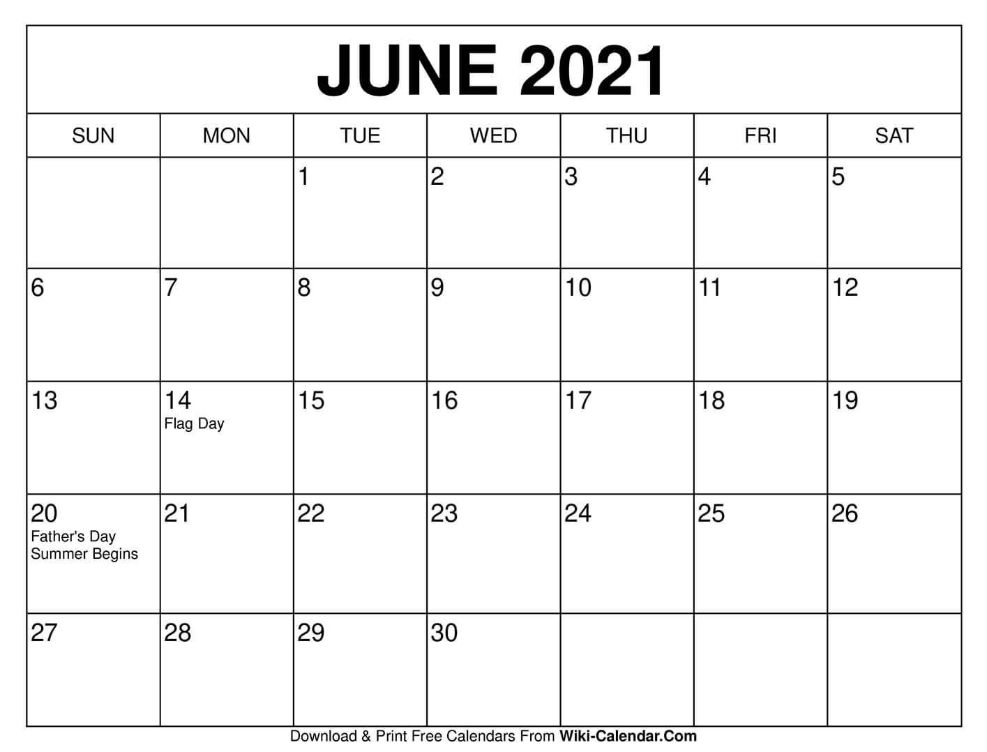 June 2021 Calendar In 2020 | Calendar Template, Calendar  Monthly Payment Sheet June, 2021