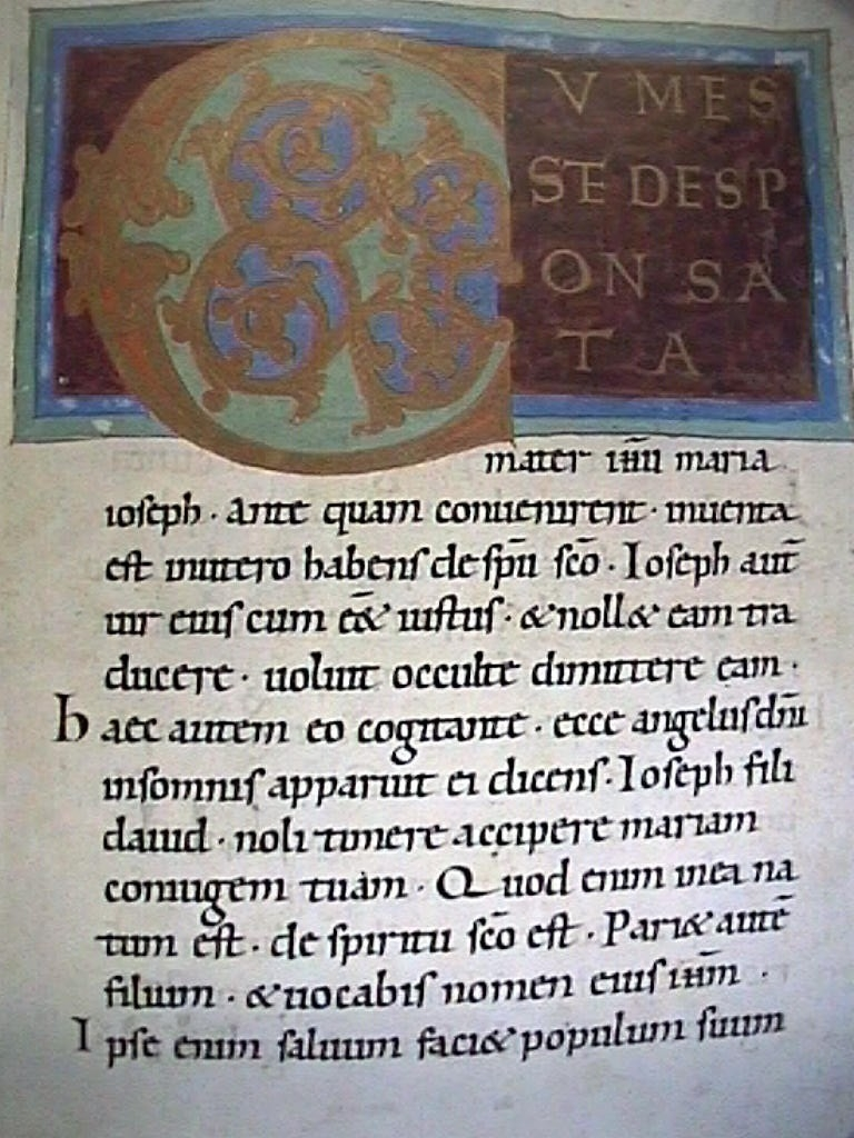 Lectionary - Wikipedia  Show Lectionary For 2020