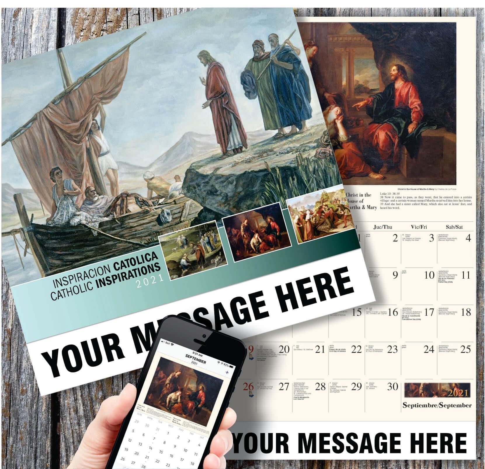 Liturgical Calendar 2021 - Catholic Inspiration (Spanish  Liturgical Calendar 2021 Umc