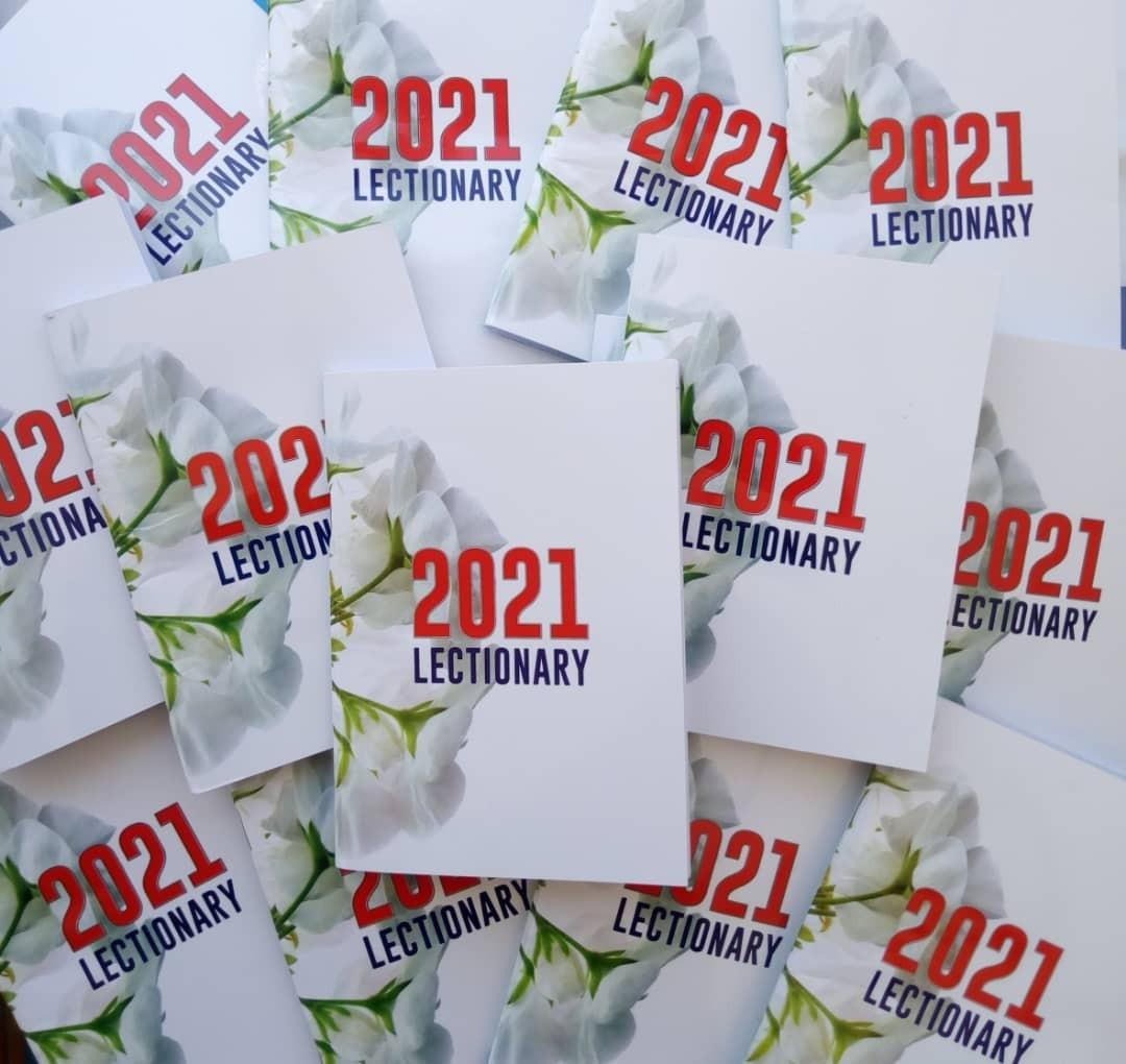 Methodist Books Depot Limited  Lectionary Methodist 2021