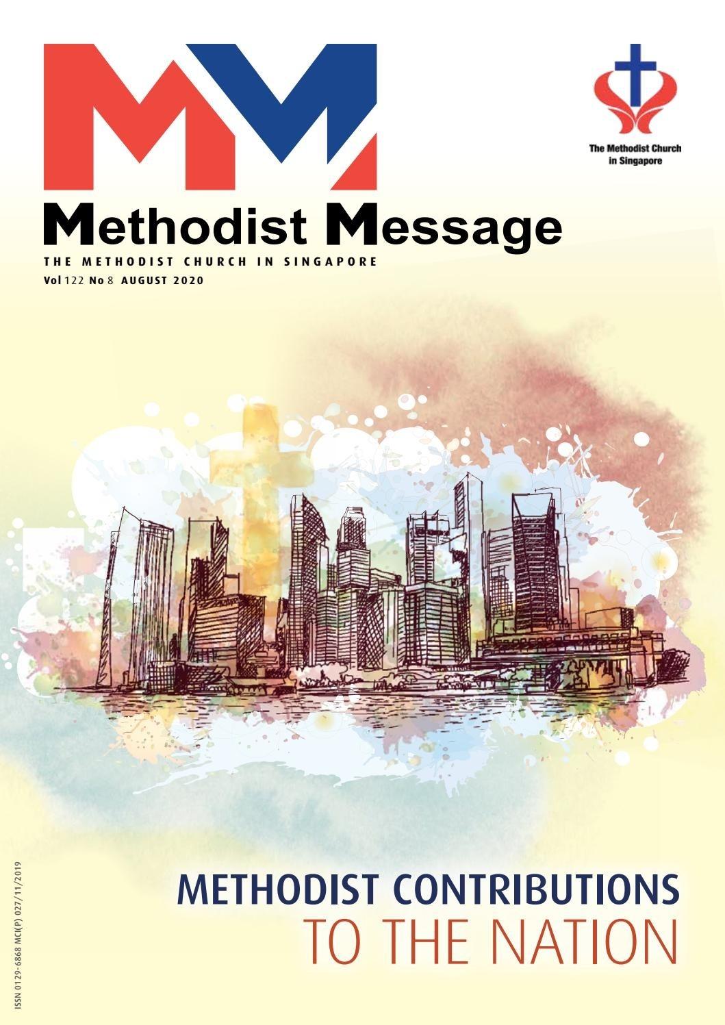 Methodist Message: August 2020Methodist Message - Issuu  August 2, 2021 Is What Methodist Liturgical Sunday
