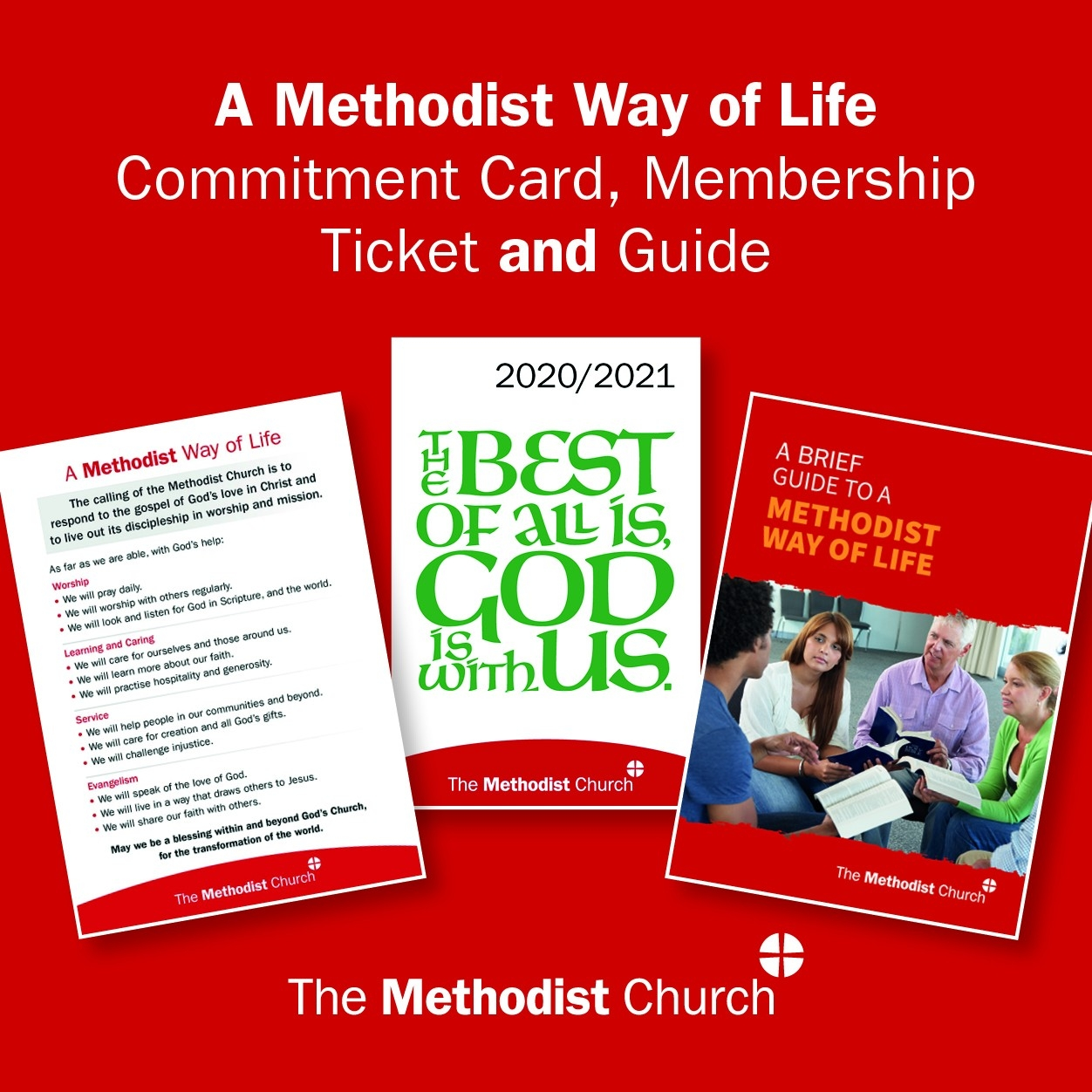 Methodist Publishing  2021 Methodist Commentary