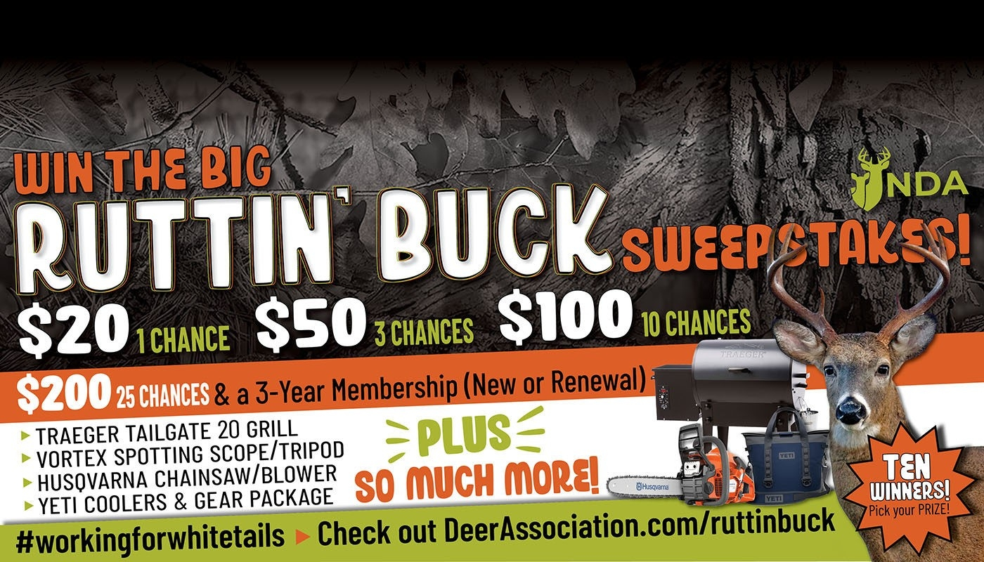 National Deer Association | Nda  Third Rut Missouri 2021