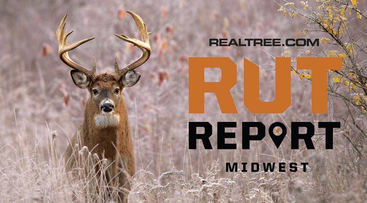 Nov. 28 Midwest Rut Report, 2020  2021 Deer Rut Report Missouri