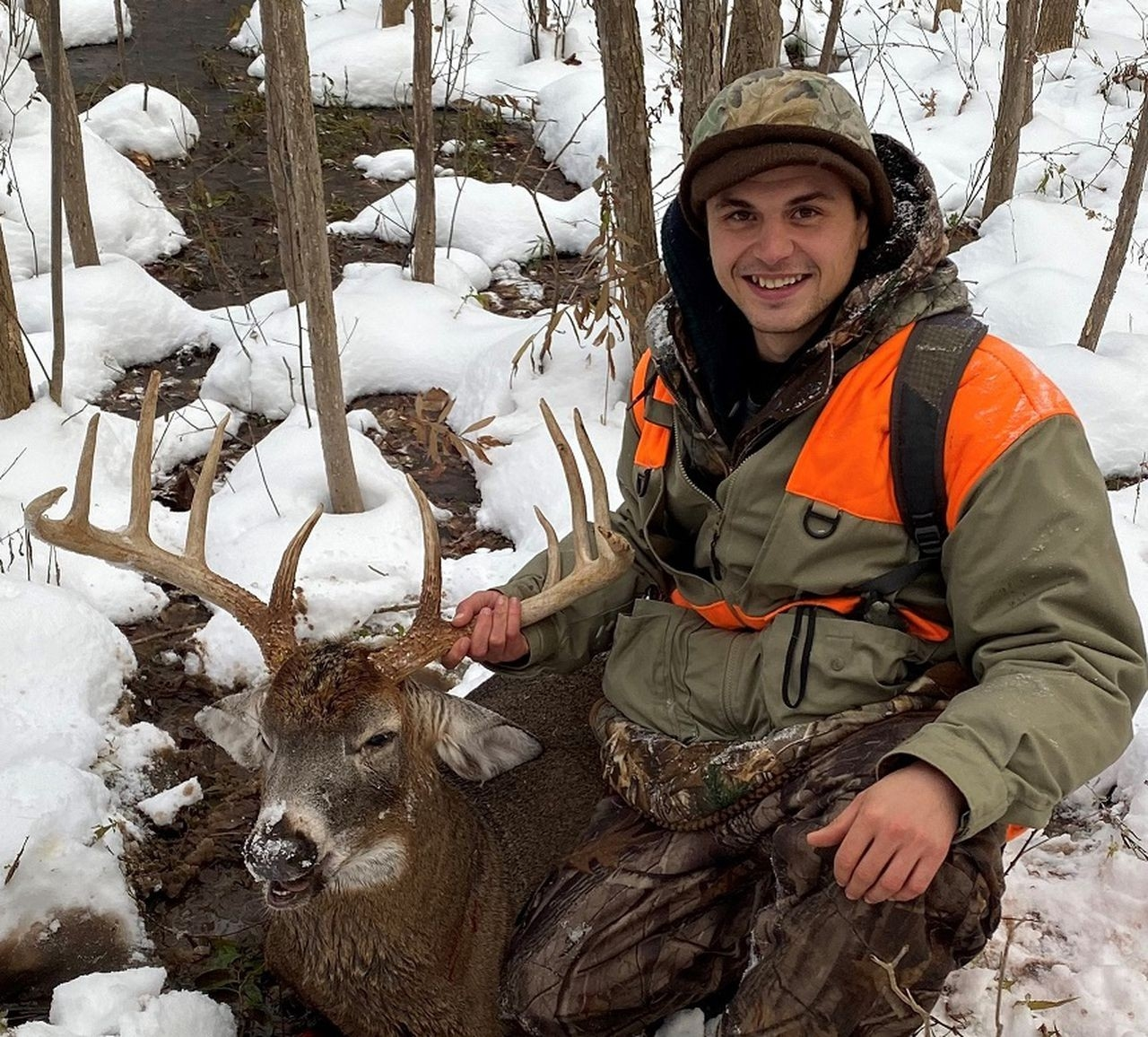 Ny Hunting Licenses For 2020-21 Season On Sale Monday  2021 Northern Ny Deer Rut Start