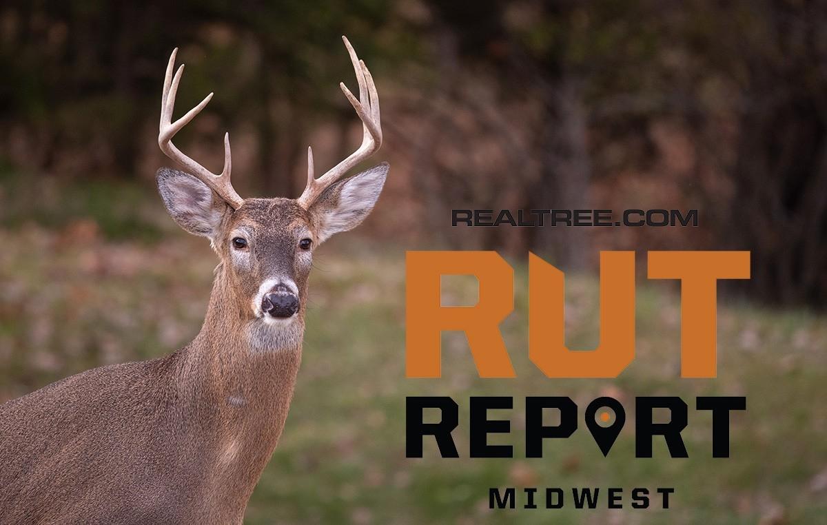 Oct. 29 Midwest Rut Report, 2020  2021 Deer Rut Report Missouri