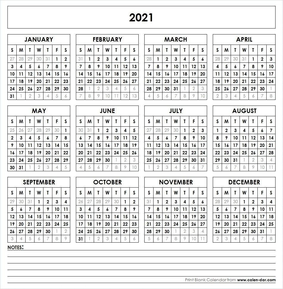Pin On 50Th  Printable 2021 Calendar One Sheet