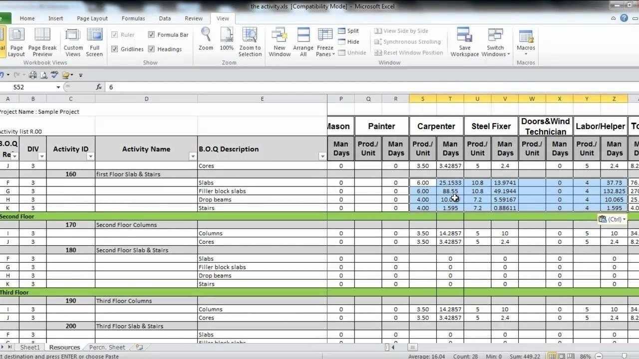 Productivity Calculation Excel Template If You Manage A Team  Onthly Budget Templatehttps://Www.microsoft.com/En-Us/Edgeformma13Do&Ocidma13Do