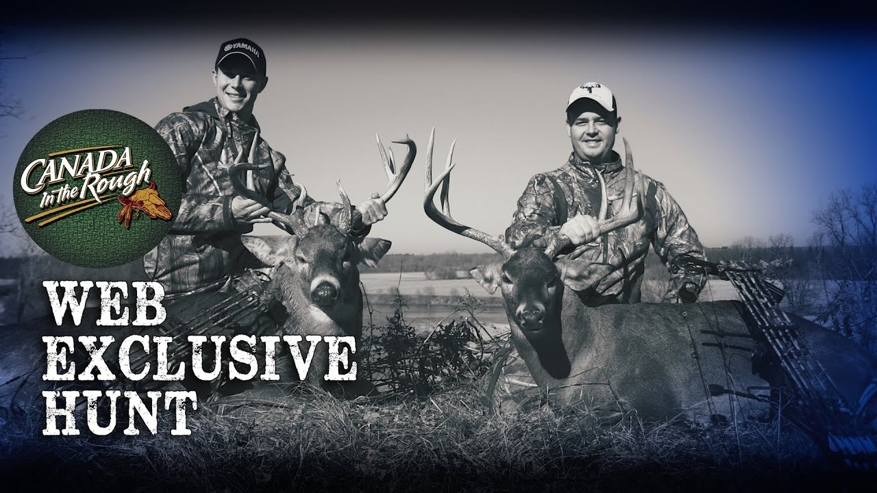 Rattling In The Rut | Web Exclusive (Big Ontario Bucks)  When Does The Rut Start 2021 Southern Ontario