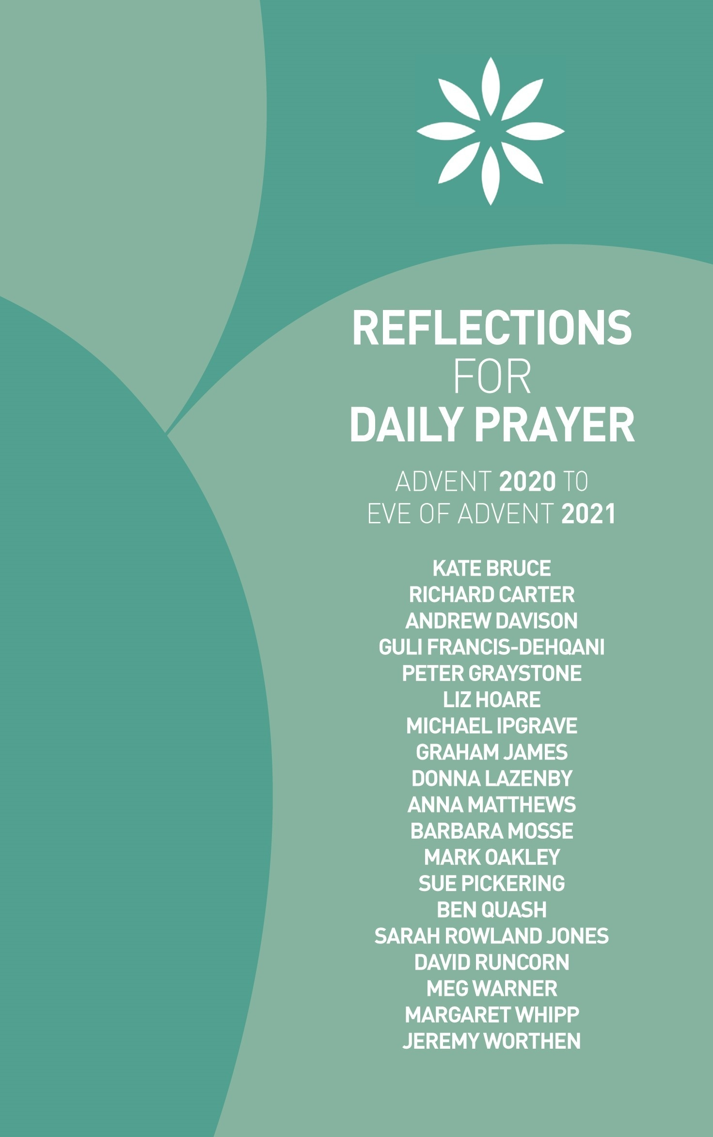 Reflections For Daily Prayer 2020-2021Kate Bruce  Lectionary For Lent 2021