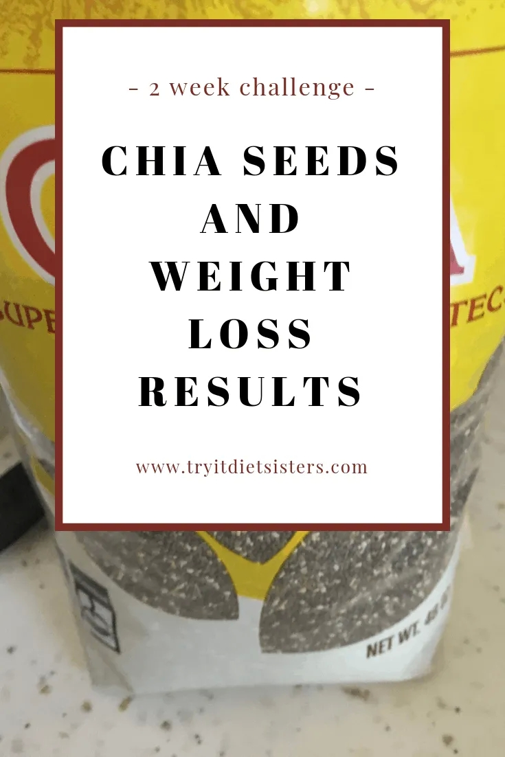The Chia Seed Weight Loss Challenge: Eating Chia Seeds For 2  Printab30 Day Water Chae