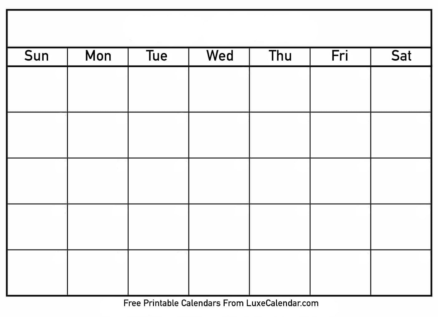 The Enchanting Printable Calendar Templates Full Page  Full Page Blank Calendar