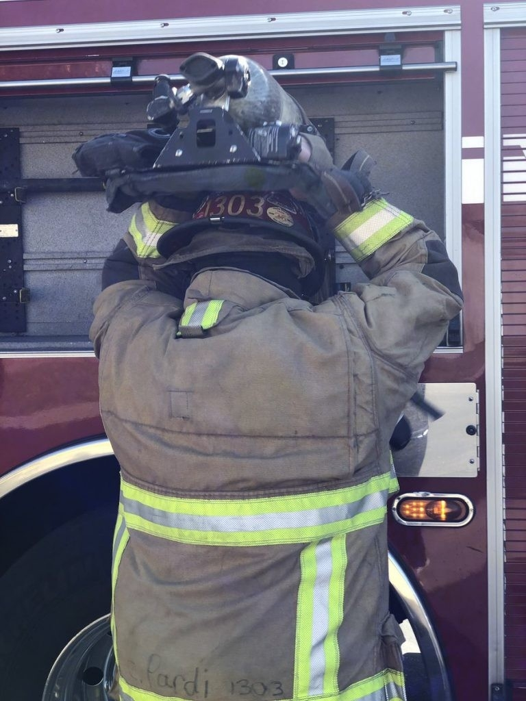 The Lucky Ones' -- A Look Into The Busiest Fire Station In  Phoenix Fire Shift Calendar