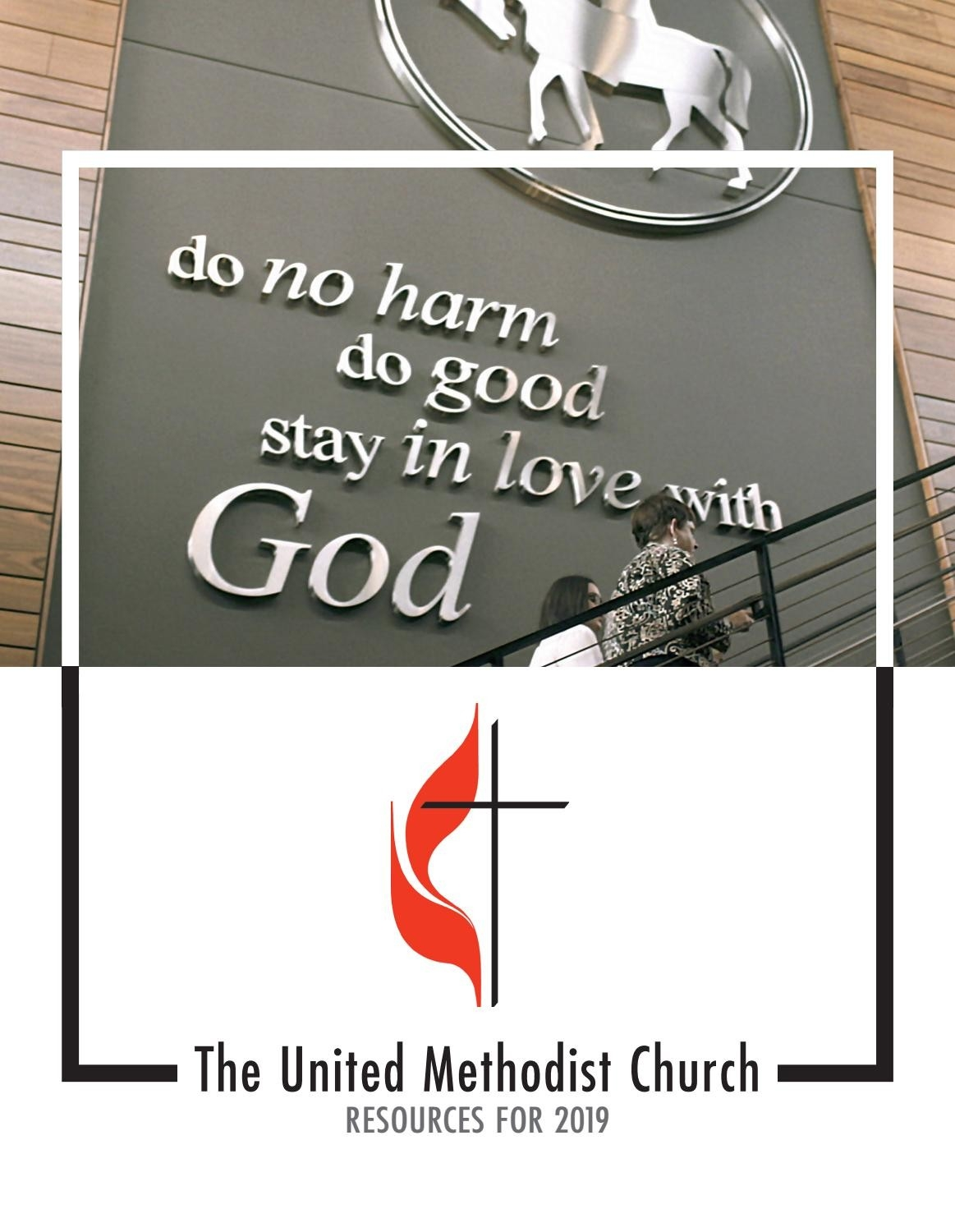 The United Methodist Church Resources For 2019 Catalog  Lectionary Reading Of Methodist For 2021