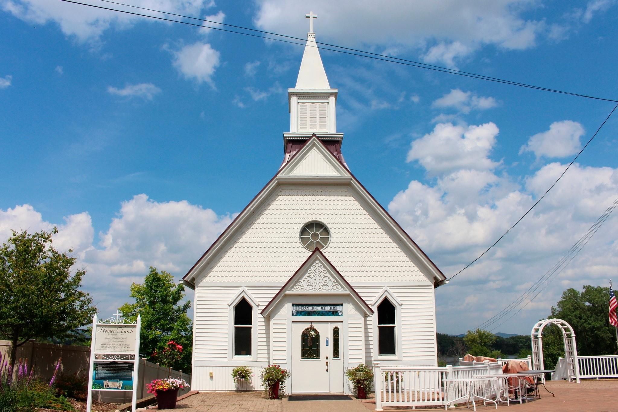 United Methodist Church Announces Plan To Split Over Same  United Methodist Churches