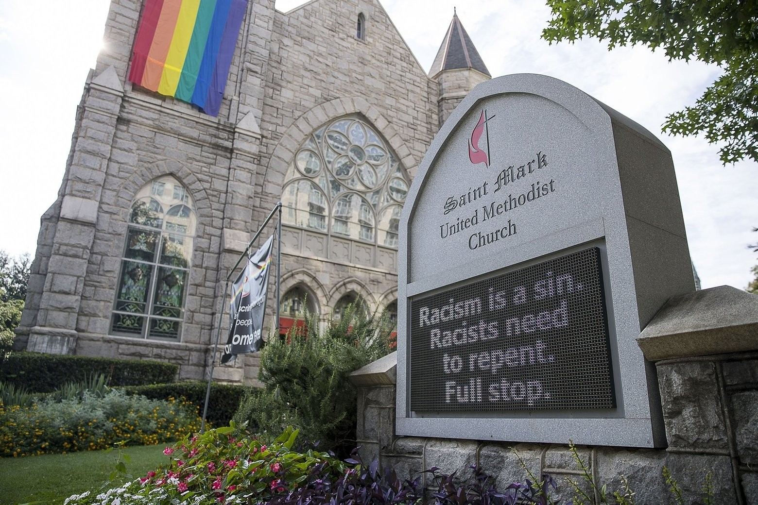 United Methodist Church Announces Plan To Split Over Same  United Methodist Churches