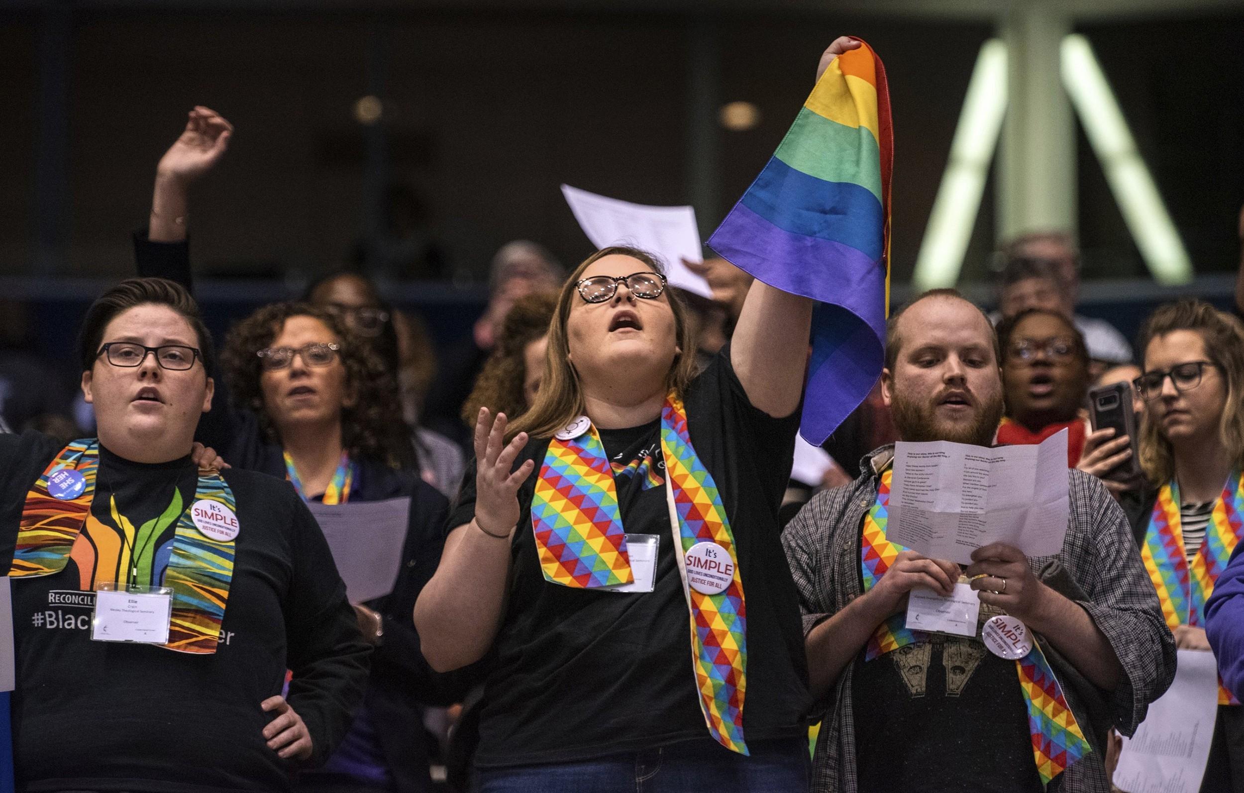 United Methodist Church Looks To Split Over Lgbtq Issues  United Methodist Churches