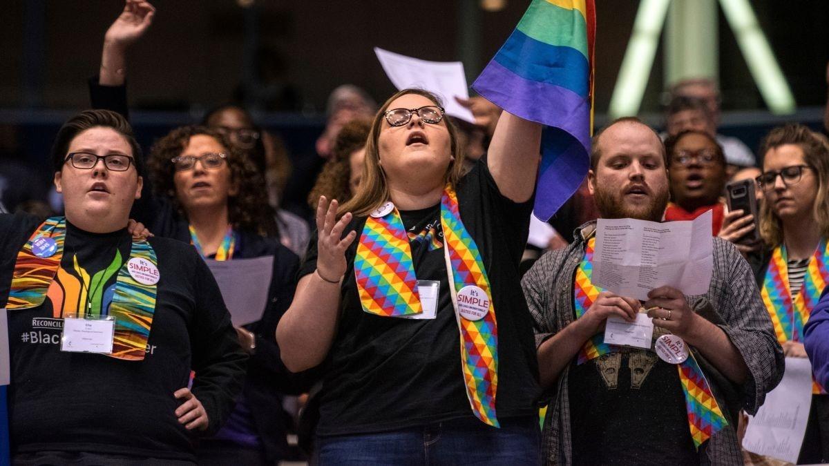 United Methodist Church Proposes Historic Split - Cnn  2021 Methodist Commentary