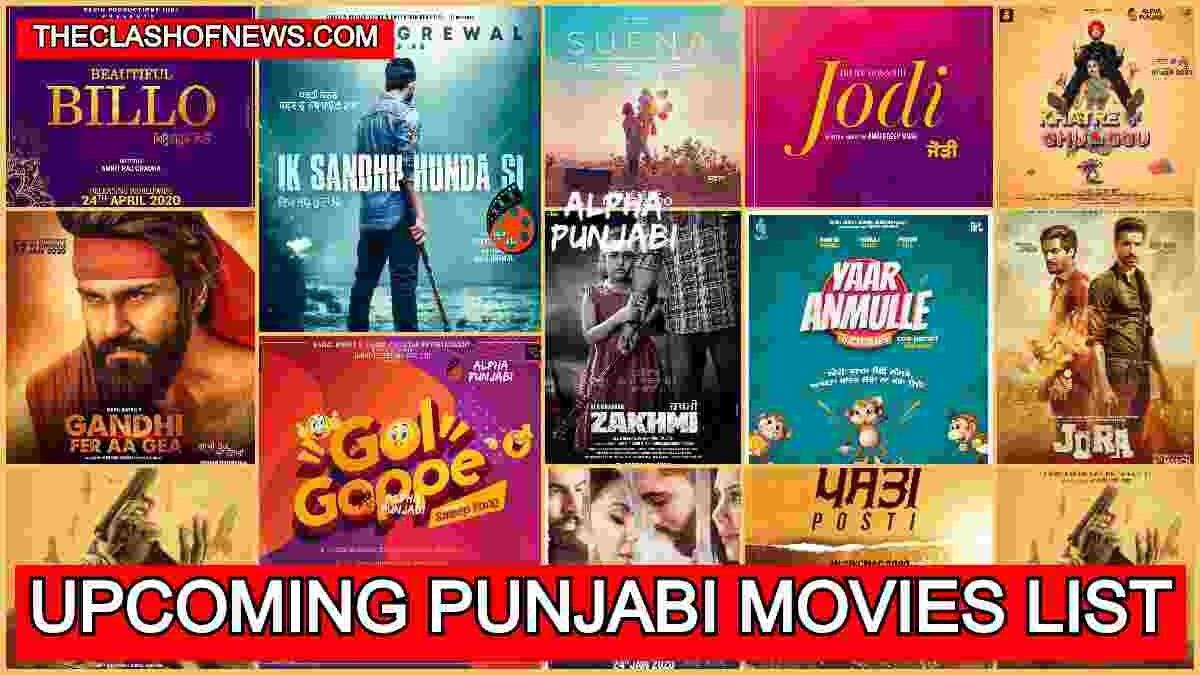 Upcoming Punjabi Movies Of 2020 & 2021 With Release Dates & Cast  Punjabi Calendar 2021