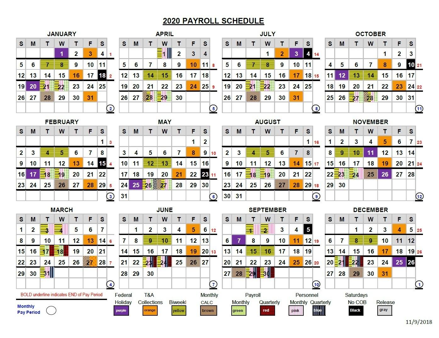 Va Fsc Payroll Calendar 2021 | Payroll Calendar 2021  Fsc Calendar 2021