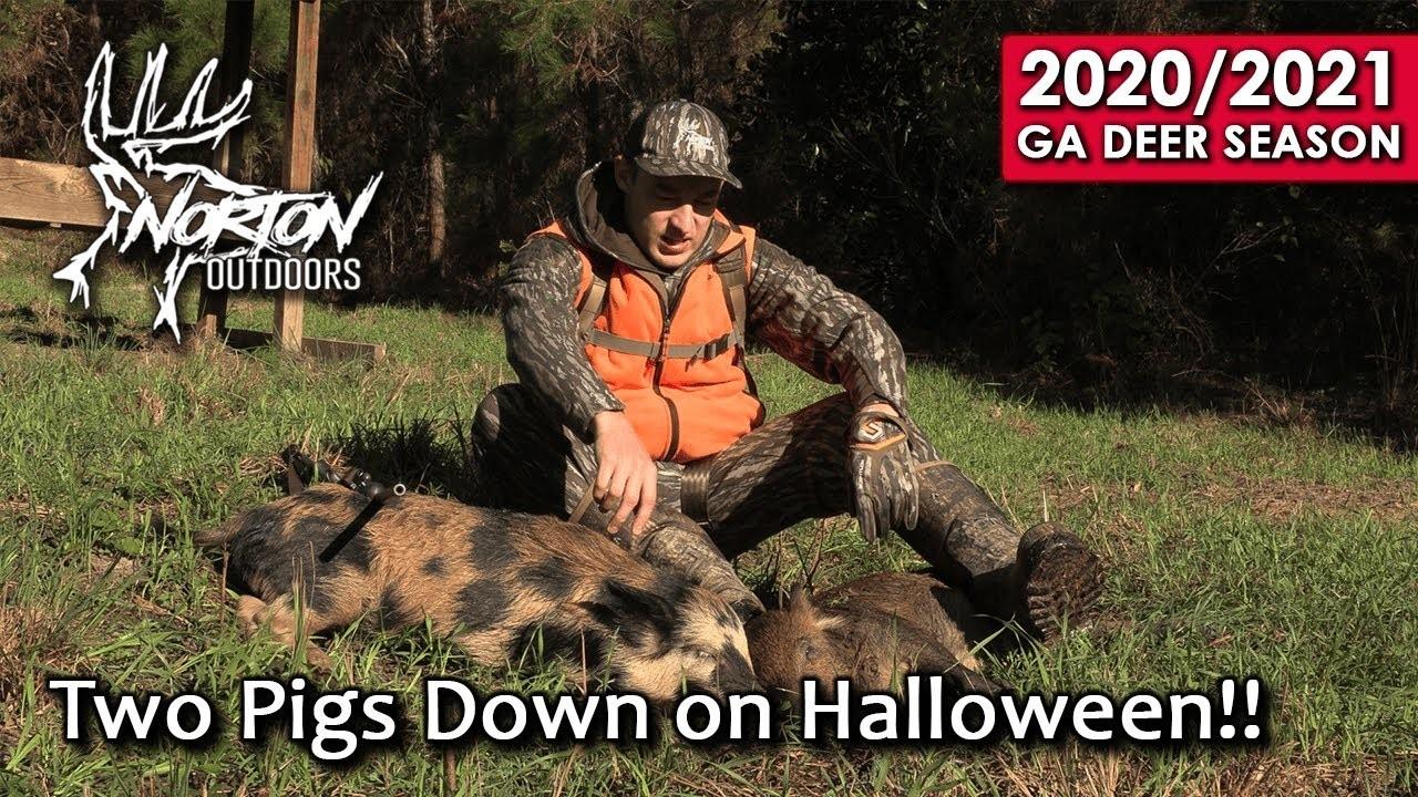 What I'M Using To Self Film Deer Hunts | 2020-2021 Deer  Rut For Georgia Deer Season 2021