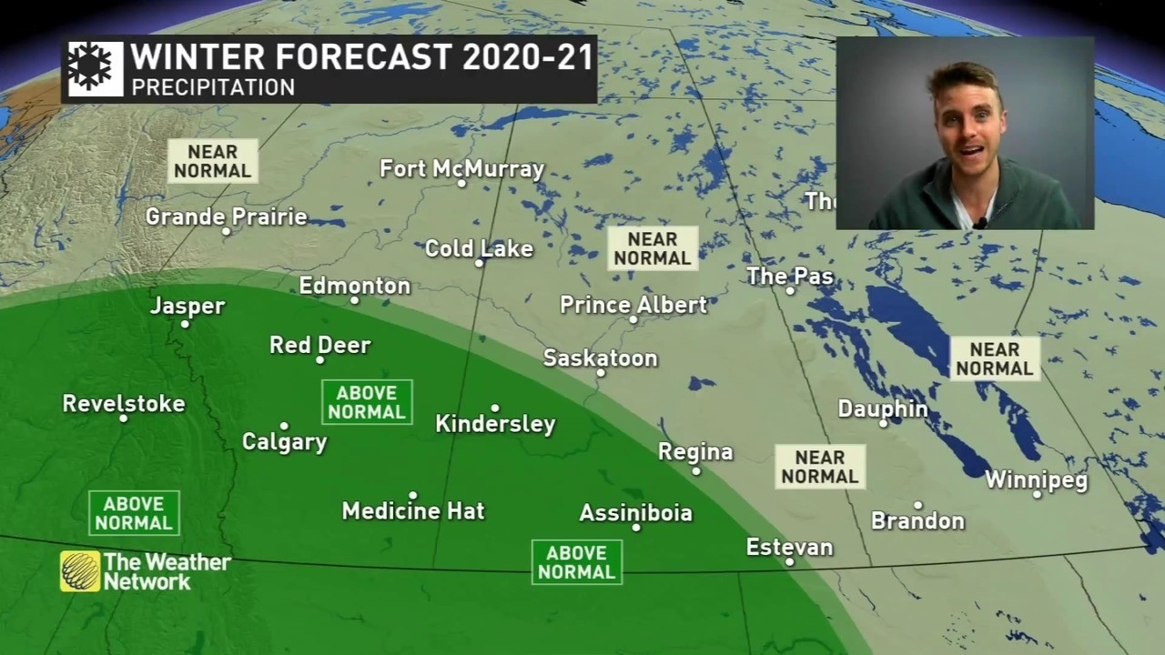 Winter Forecast 2020/2021: Prairie Outlook  Deer Movement Forecast 2021