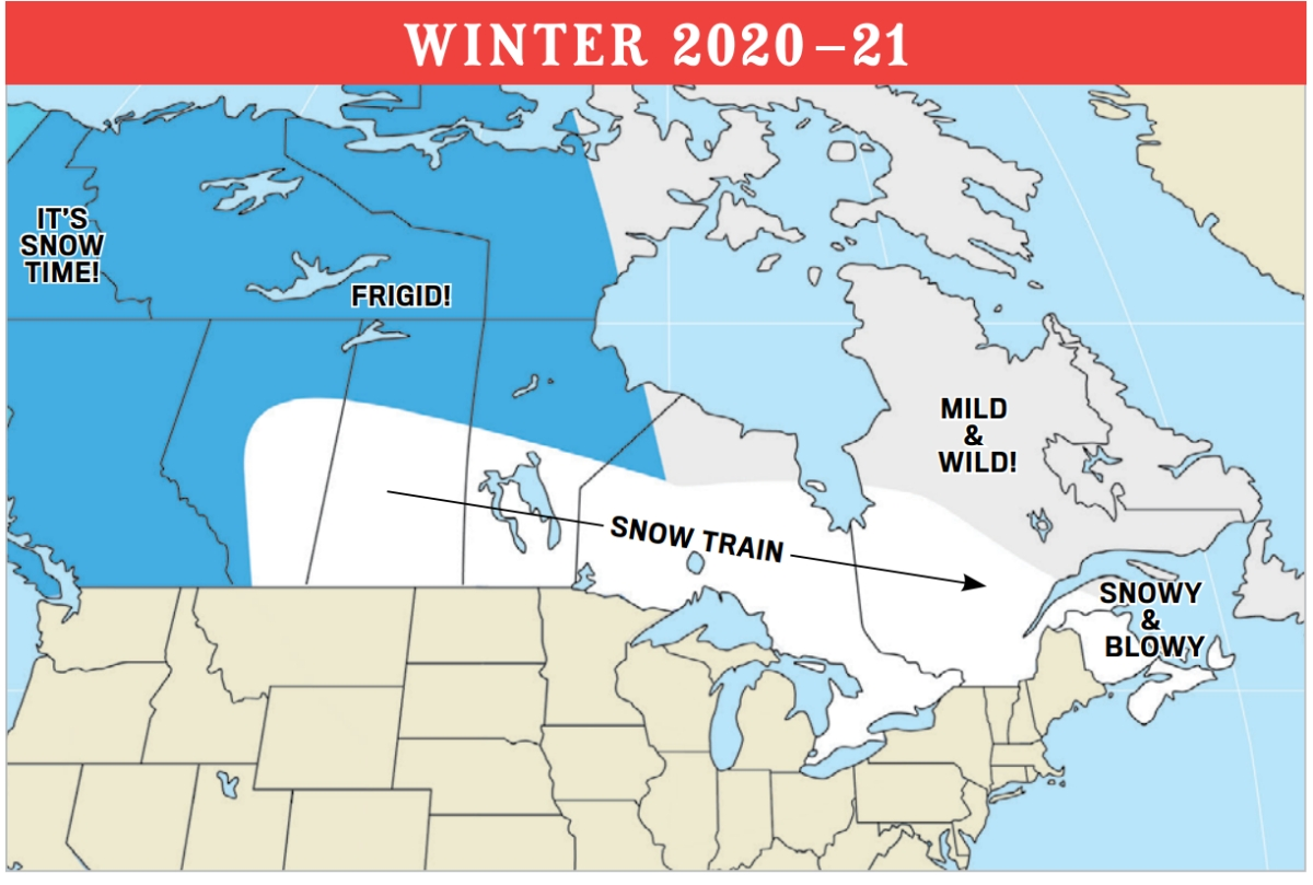 Winter Of The Great Divide: Farmer'S Almanac Releases 2021  Projected Deer Rut Dates For 2021-2021