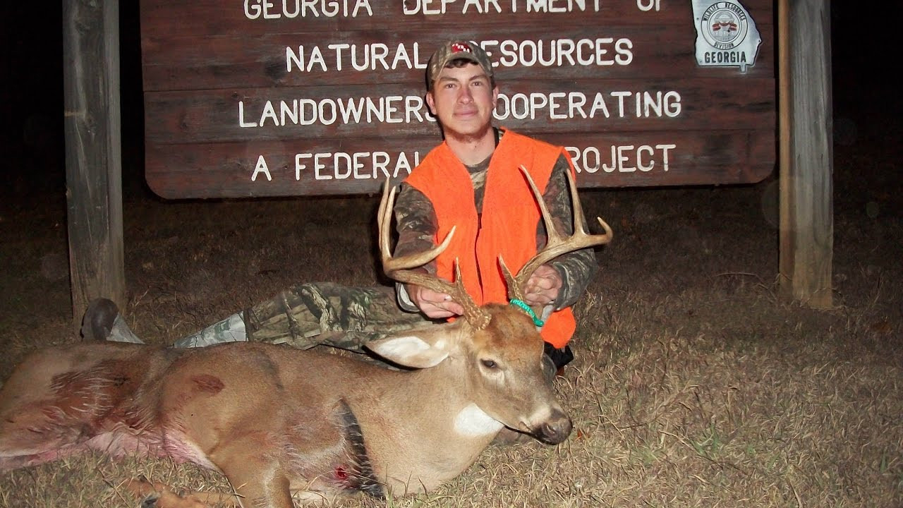 2016/2017 Georgia Deer Season Recap - Youtube  Deer Hunting Season In Georgia