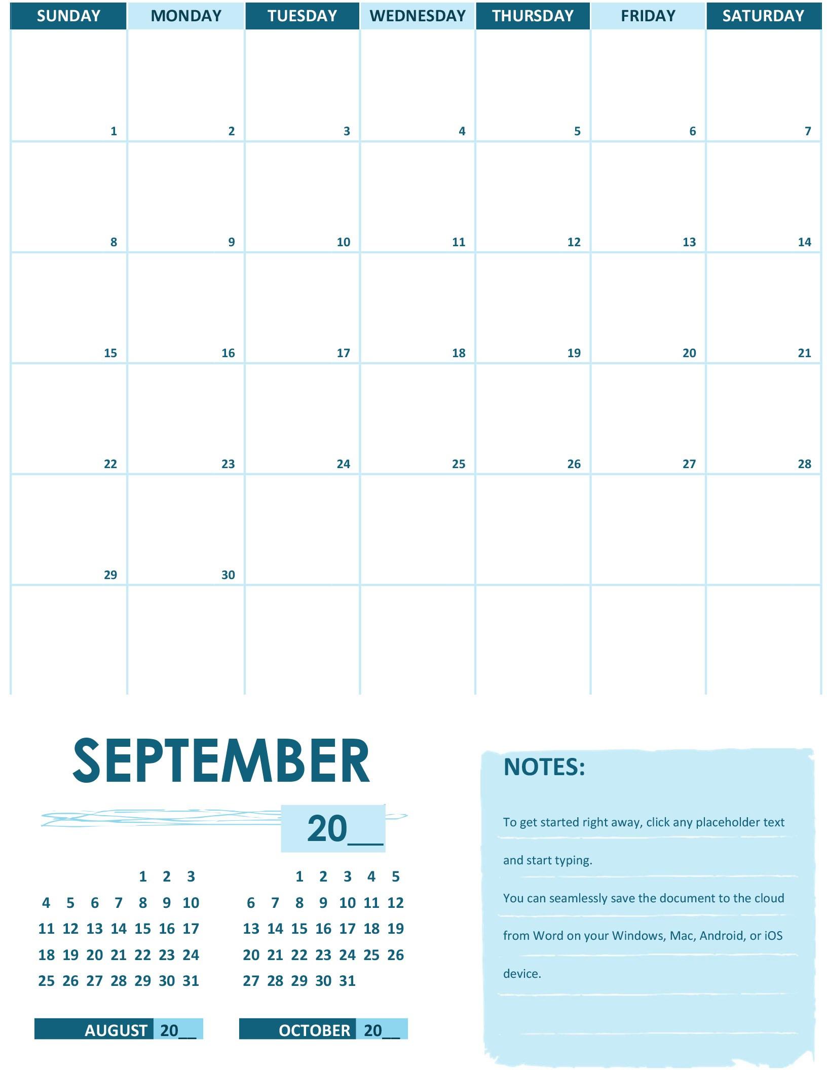 2020-21 Fiscal Year Calendar Download Google Doc Excel One  2021 Fiscal Year Julian Calendar