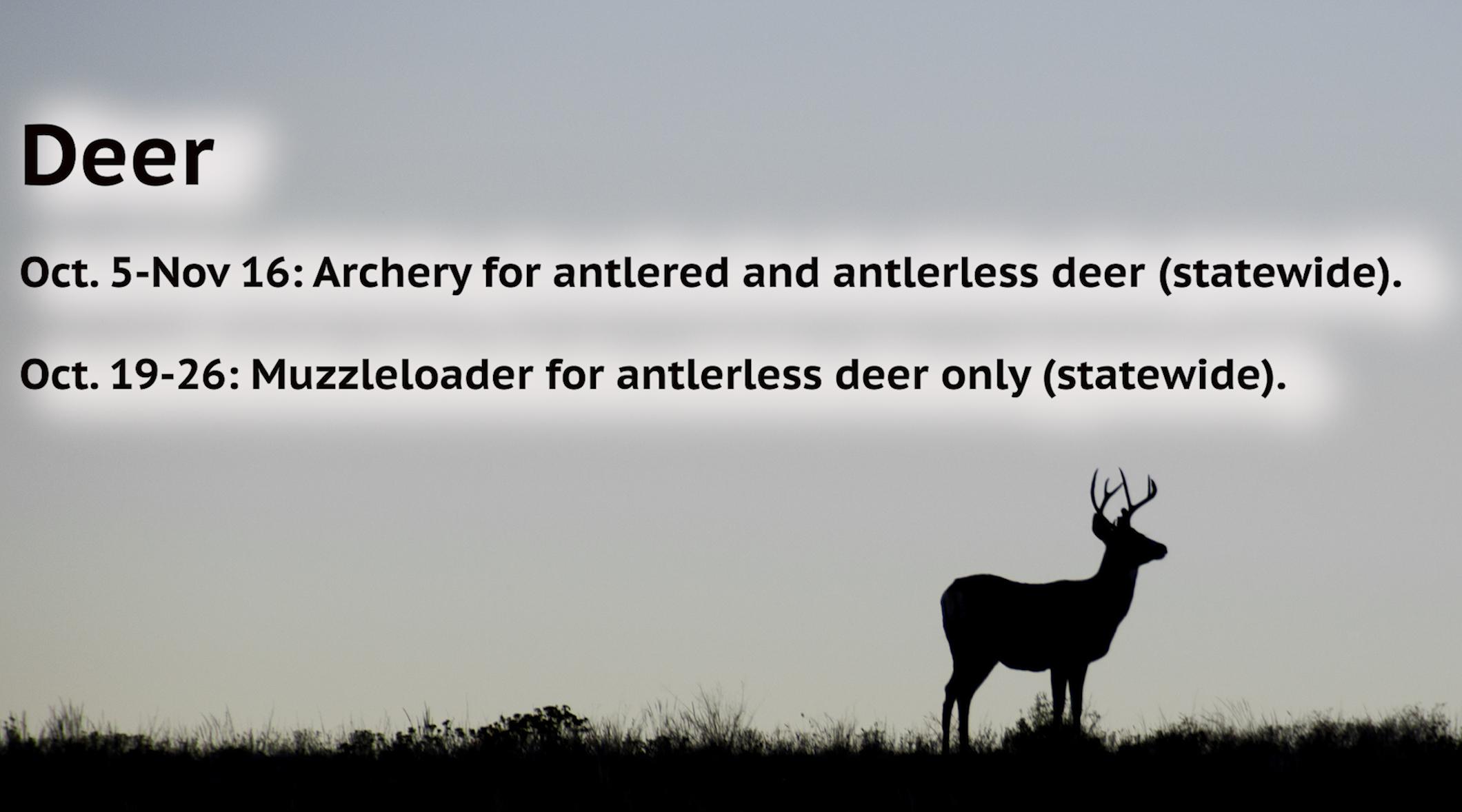 2020 Pa Whitetail Rut Calander   Calendar Template  Indiana Deer Rut Start Date