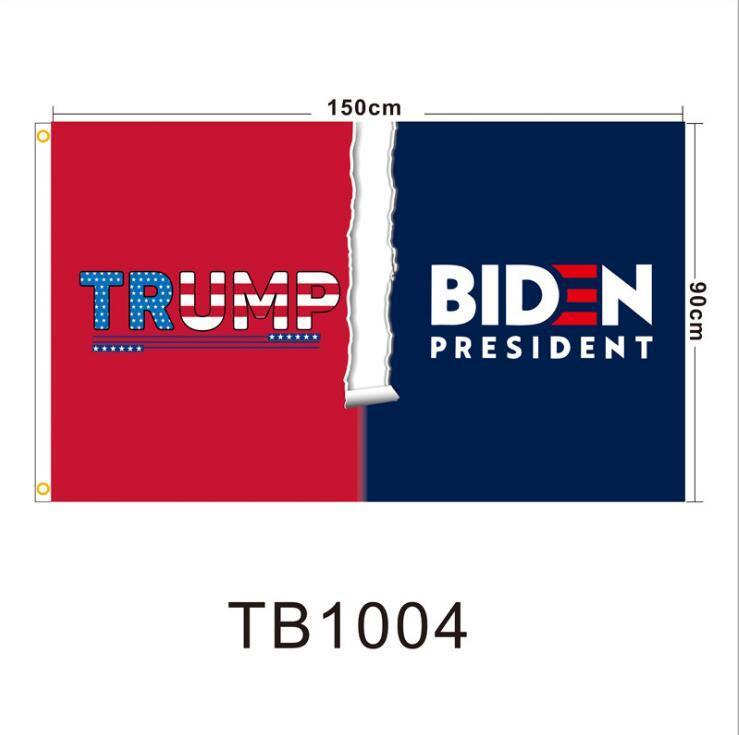 2021 3X5 Ft Joe Biden 2020 Flag Presidential Election Vs  Patriotic Vote 2021