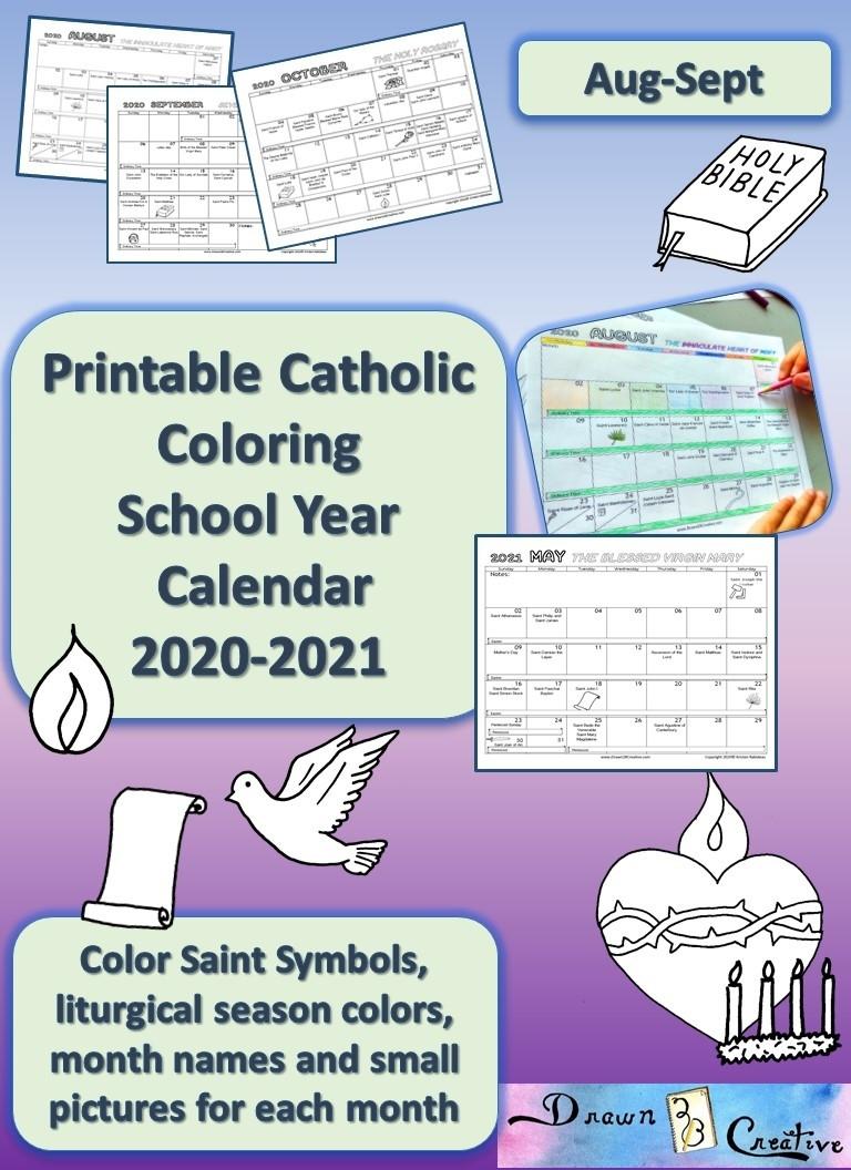 2021 Catholic Liturgical Calendar Pdf - Calendar  Printabel Lectionary Clalendar For 2021 Umc