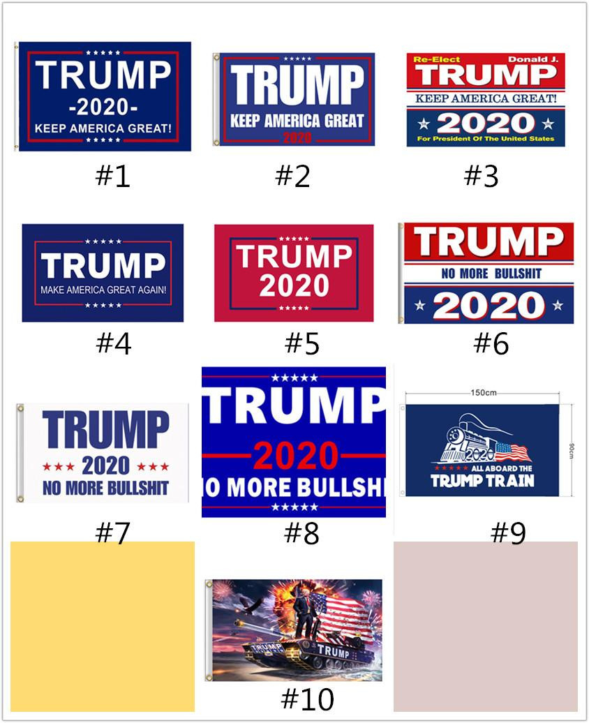 2021 Fedex Cheapest 90*150Cm Trump 2020 Election Flags  Patriotic Vote 2021