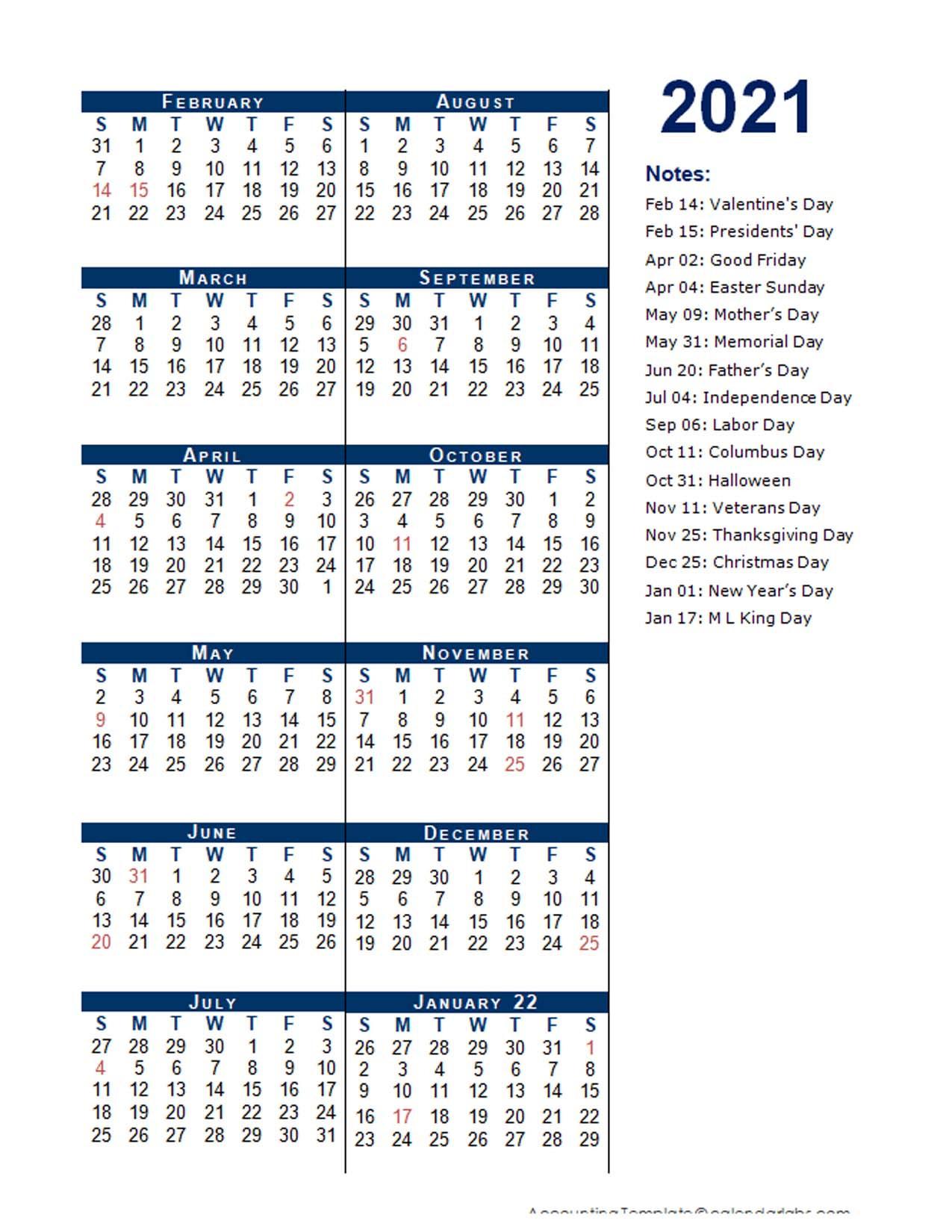 2021 Fiscal Period Calendar 4-4-5 - Free Printable Templates  2021 2021 Financial Year Calendar Australia