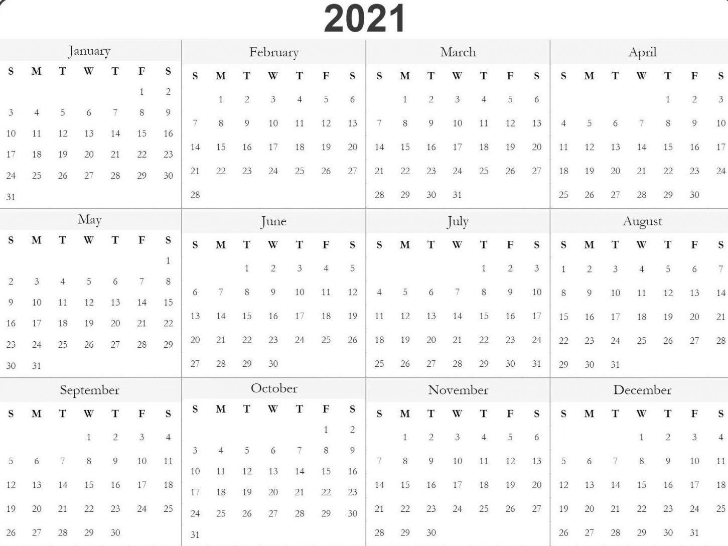 2021 Julian Date - Calendar Inspiration Design  Julian Date Calendar 2021 Leap Year