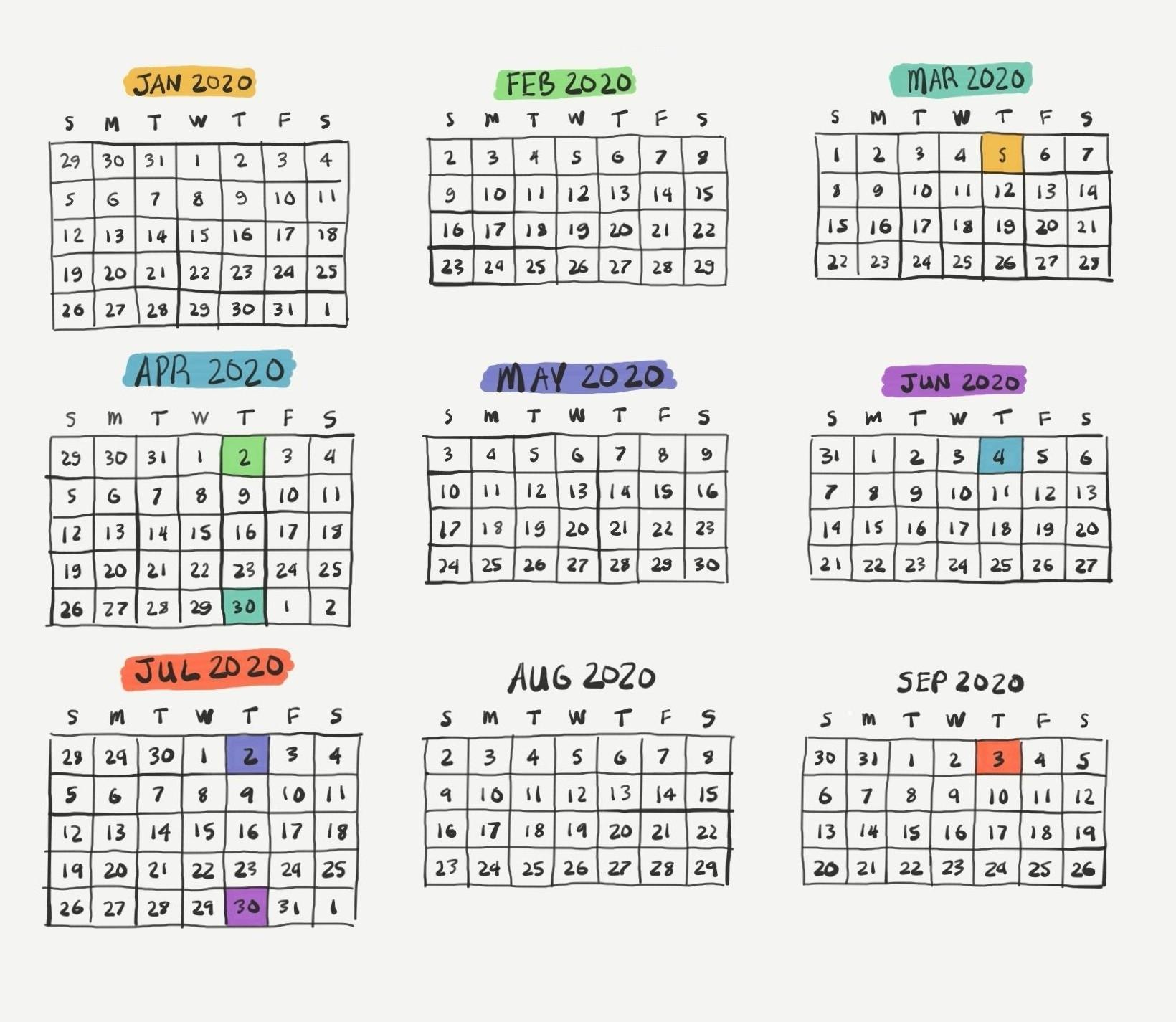 2021 Pay Period Calendar   Printable Calendar Template 2021  Pay Period Calendar 2021