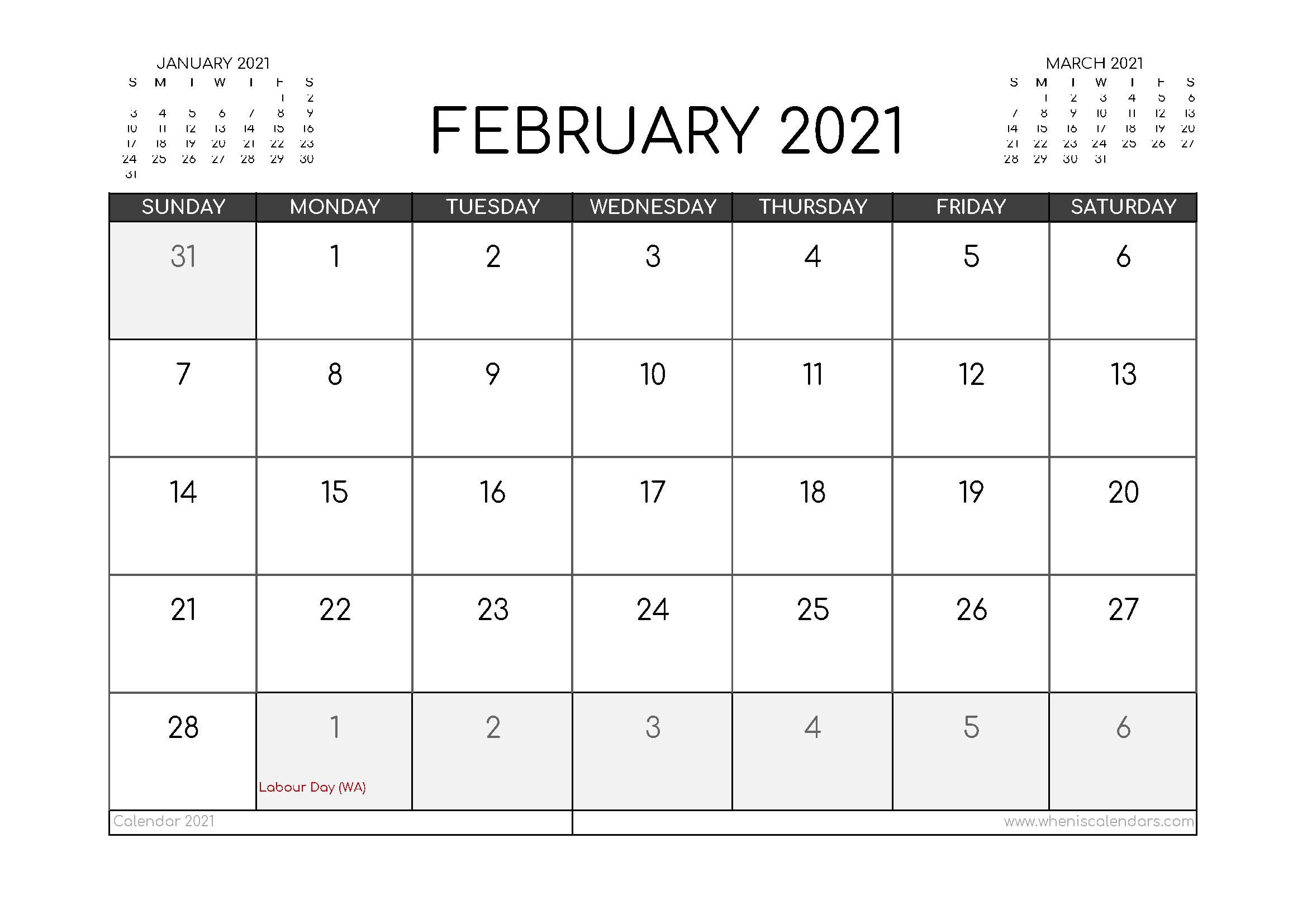 2021 Printable Calendar Australiamonth   Calendar  2021 2021 Financial Year Calendar Australia
