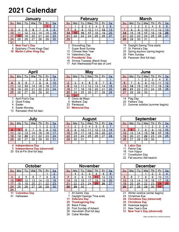 2021 Printable Calendar Portrait Format  Plain Monthly Planner Template Portrait 2021