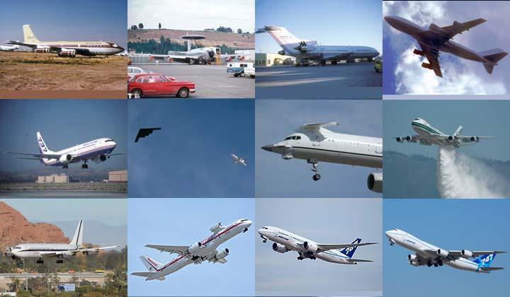 Air-And-Space: Boeing 747-8 At Mesa Gateway 2010  Boeing Calendar