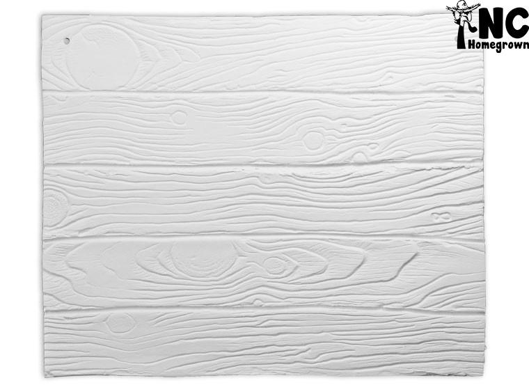 Bisque Large Homegrown Plank Plaque  Plank Bill Sheet