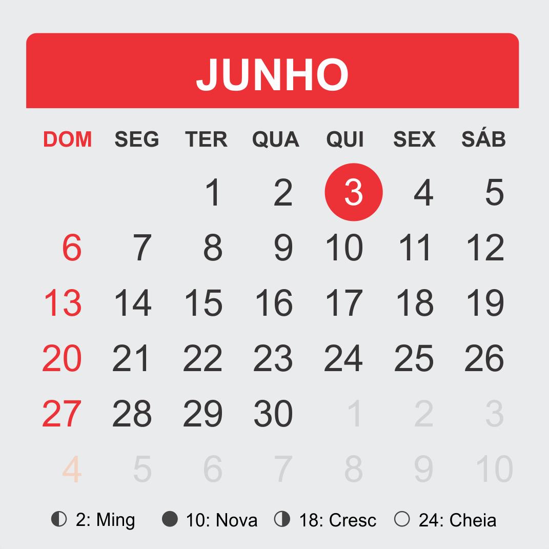 Calendário De Junho 2021  Calendario Por Mes2021