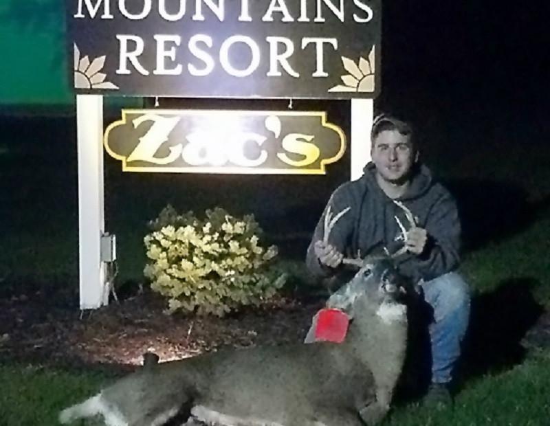 Catskill Mountains Resort   Barryville Ny - Hunting  Nys 2021 Deer Forecast