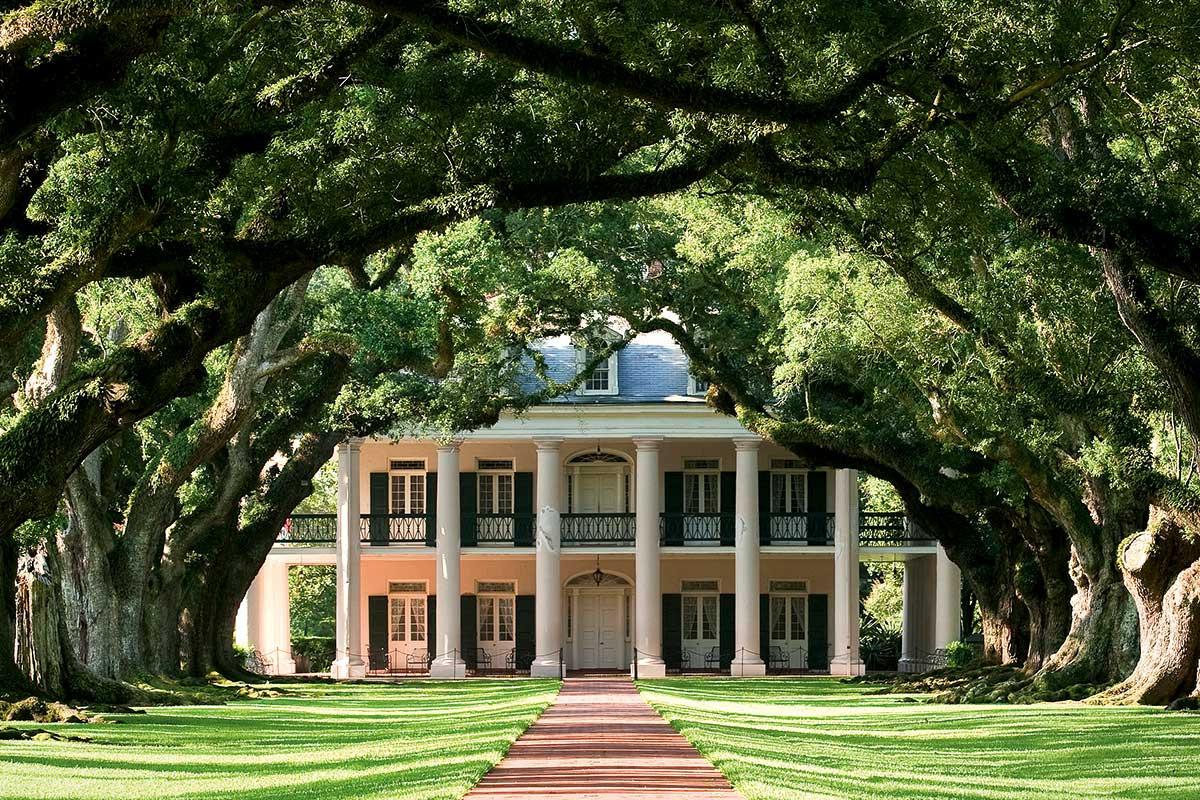 Circuit Bayous Et Plantations, Louisiane, Etats-Unis Avec  Louisiana Tax Free Weekend Dates
