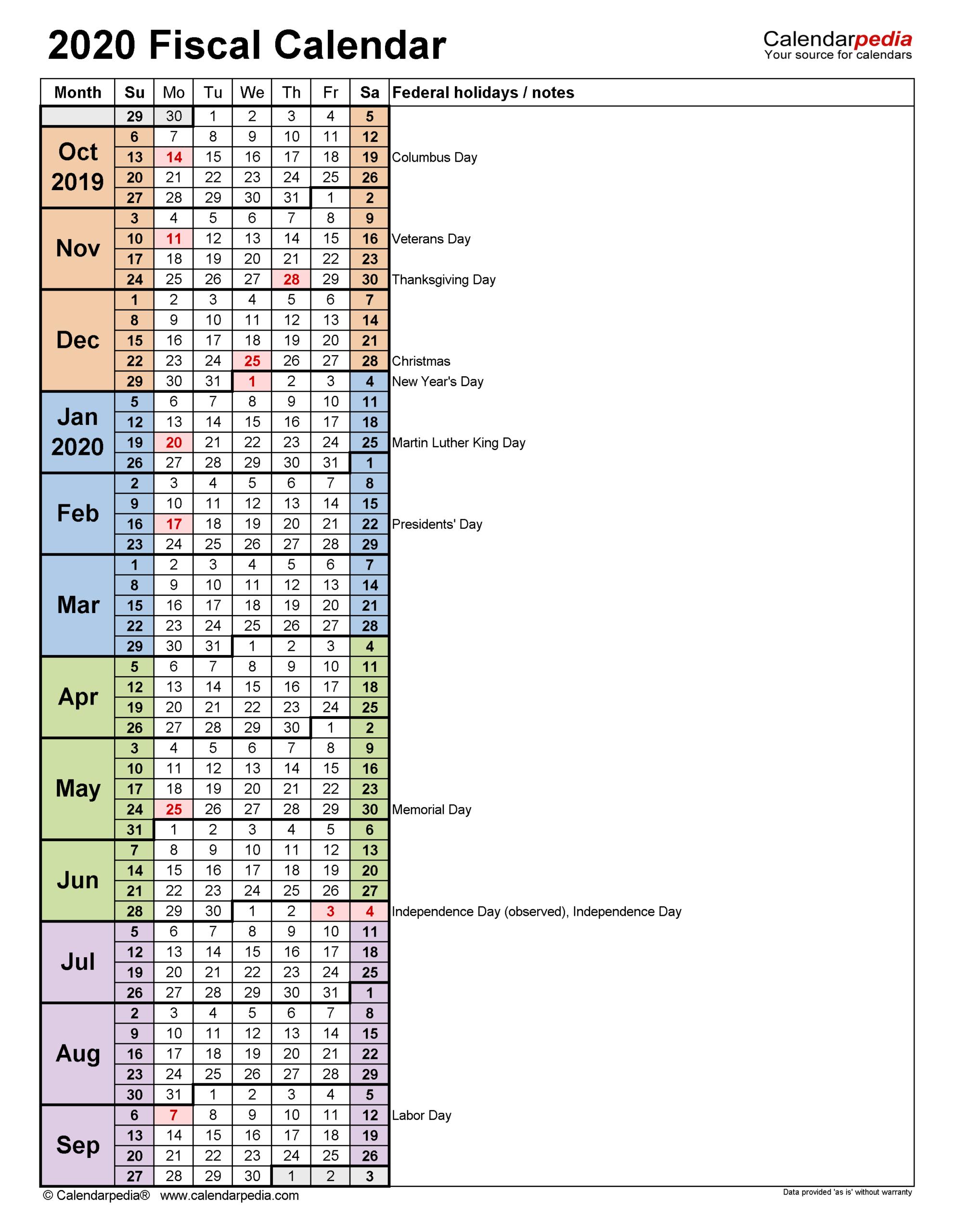 Cisco Fiscal Year Calendar 2021 | Calendar Page  Financial Year Dates 2021 2021
