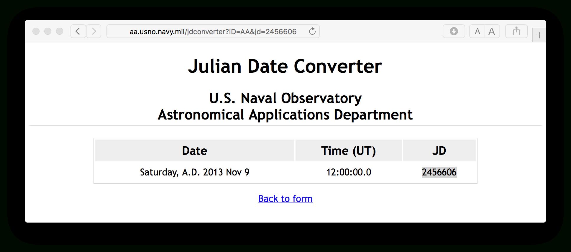 Convert Julian Date To Regular Date | Calendar For Planning  Julian Calendar Converter